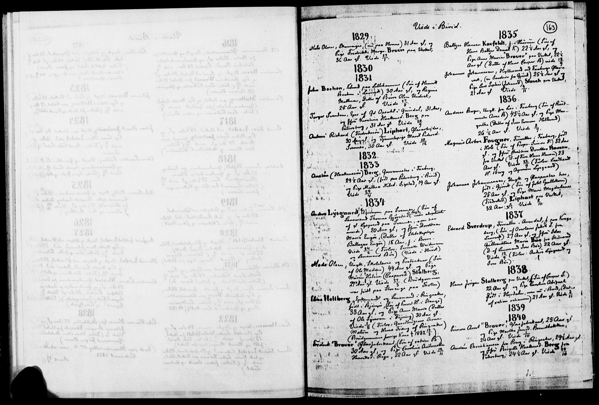 SAH, Biri prestekontor, Ministerialbok, 1730-1879, s. 163
