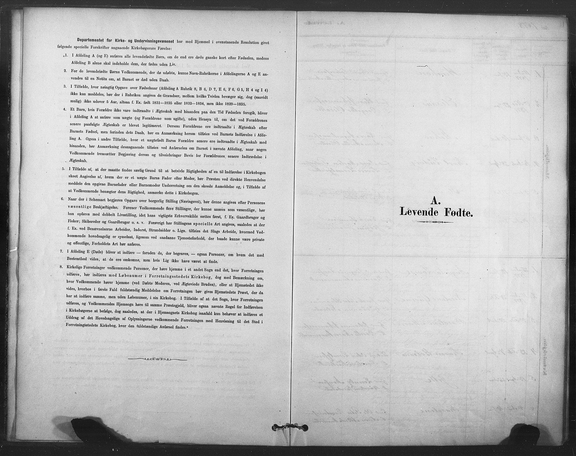 SAT, Ministerialprotokoller, klokkerbøker og fødselsregistre - Nord-Trøndelag, 719/L0178: Ministerialbok nr. 719A01, 1878-1900