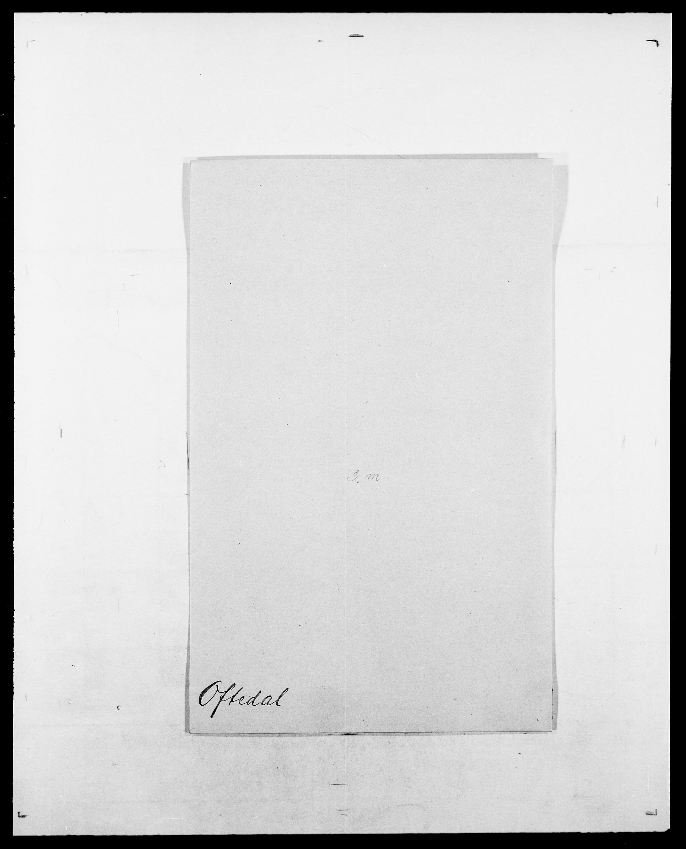 SAO, Delgobe, Charles Antoine - samling, D/Da/L0029: Obel - Oxholm, s. 45