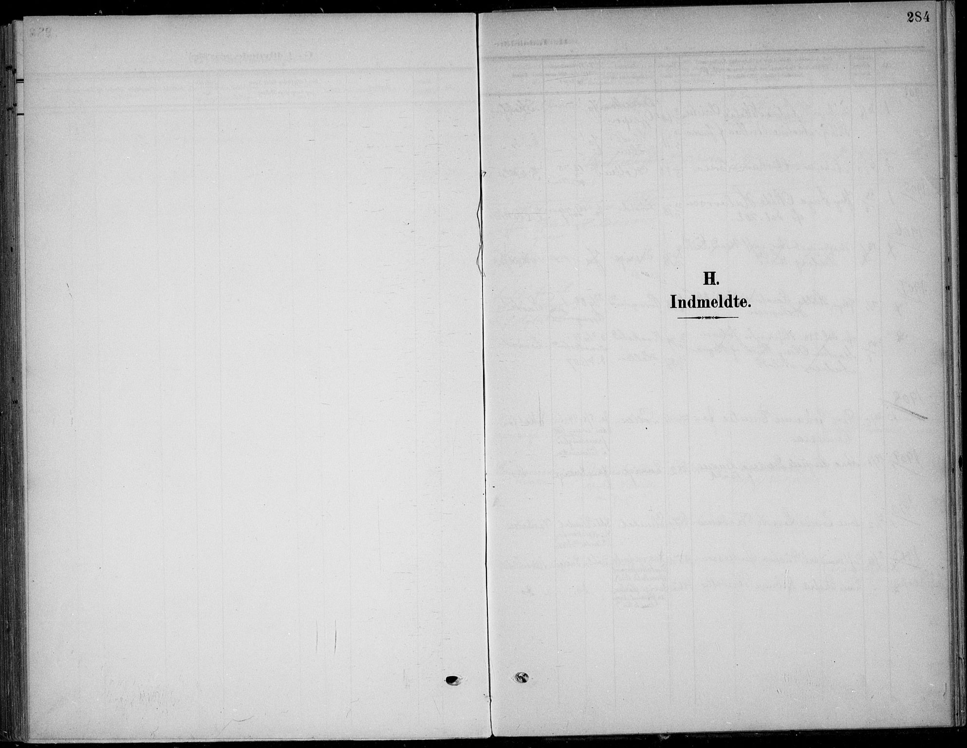 SAKO, Solum kirkebøker, F/Fb/L0003: Ministerialbok nr. II 3, 1901-1912, s. 284
