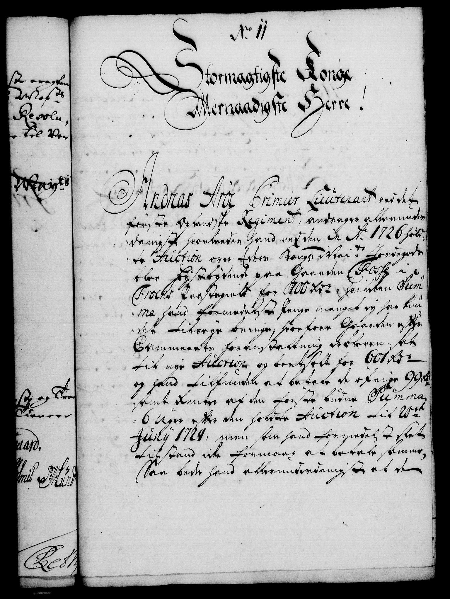 RA, Rentekammeret, Kammerkanselliet, G/Gf/Gfa/L0013: Norsk relasjons- og resolusjonsprotokoll (merket RK 52.13), 1730, s. 95