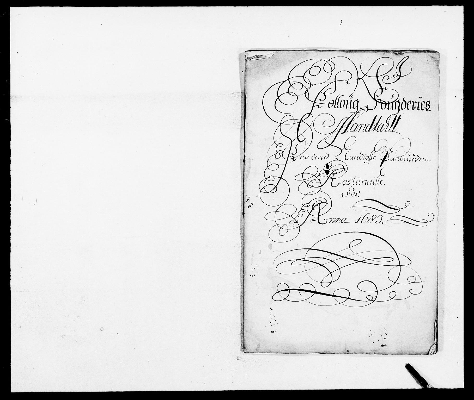 RA, Rentekammeret inntil 1814, Reviderte regnskaper, Fogderegnskap, R09/L0430: Fogderegnskap Follo, 1682-1683, s. 441