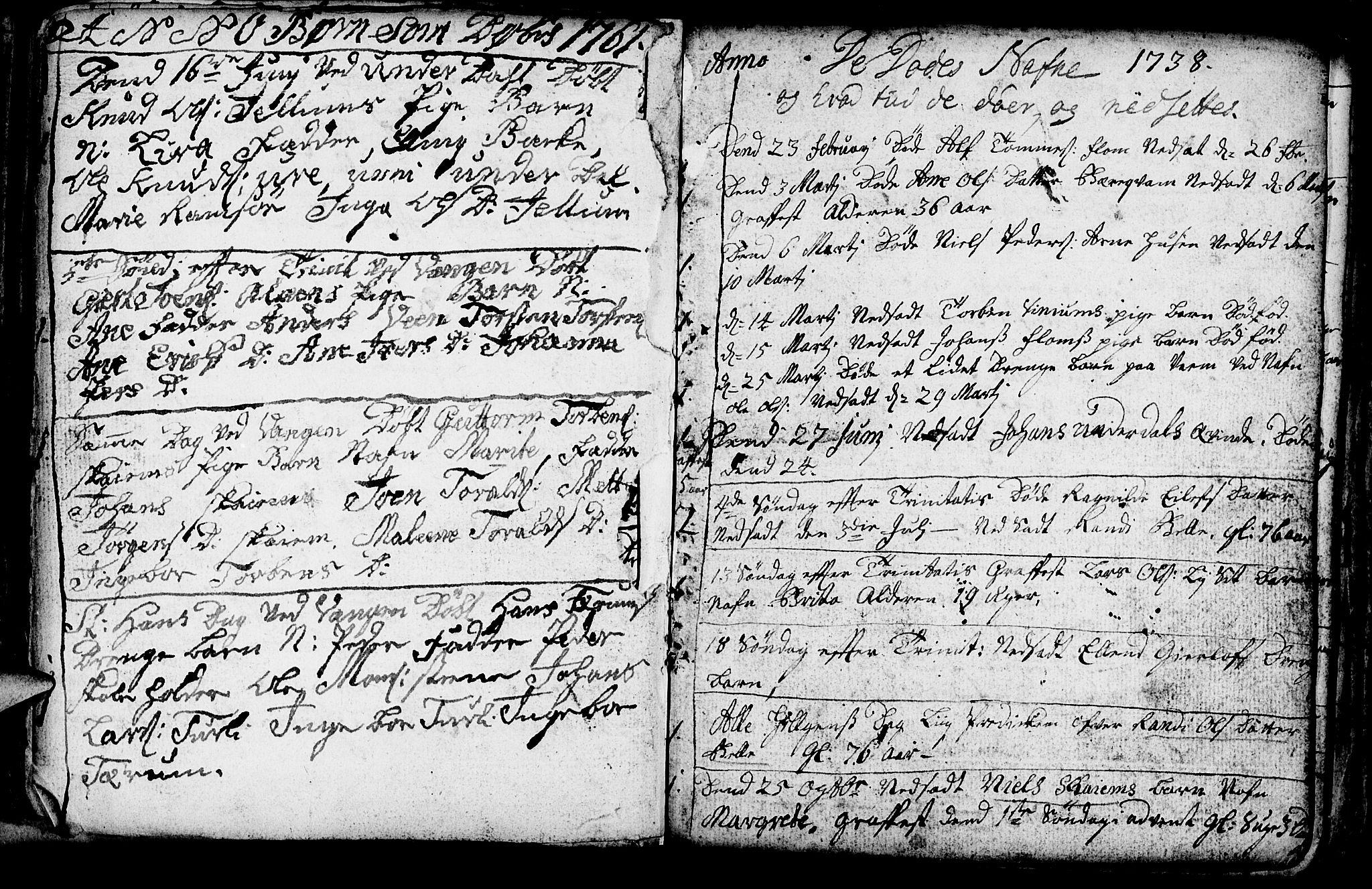SAB, Aurland Sokneprestembete*, Ministerialbok nr. A 3, 1735-1761, s. 109