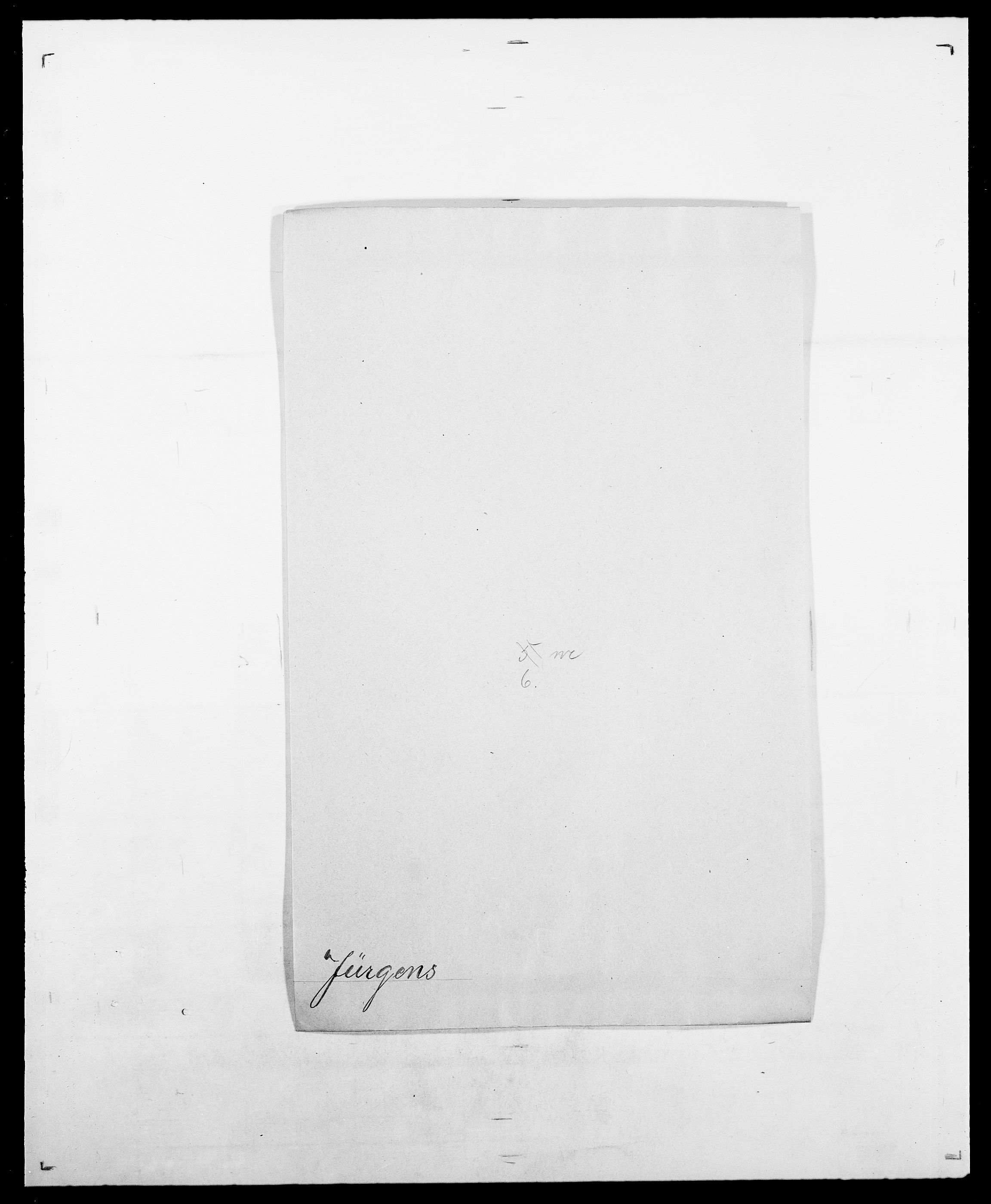 SAO, Delgobe, Charles Antoine - samling, D/Da/L0020: Irgens - Kjøsterud, s. 227