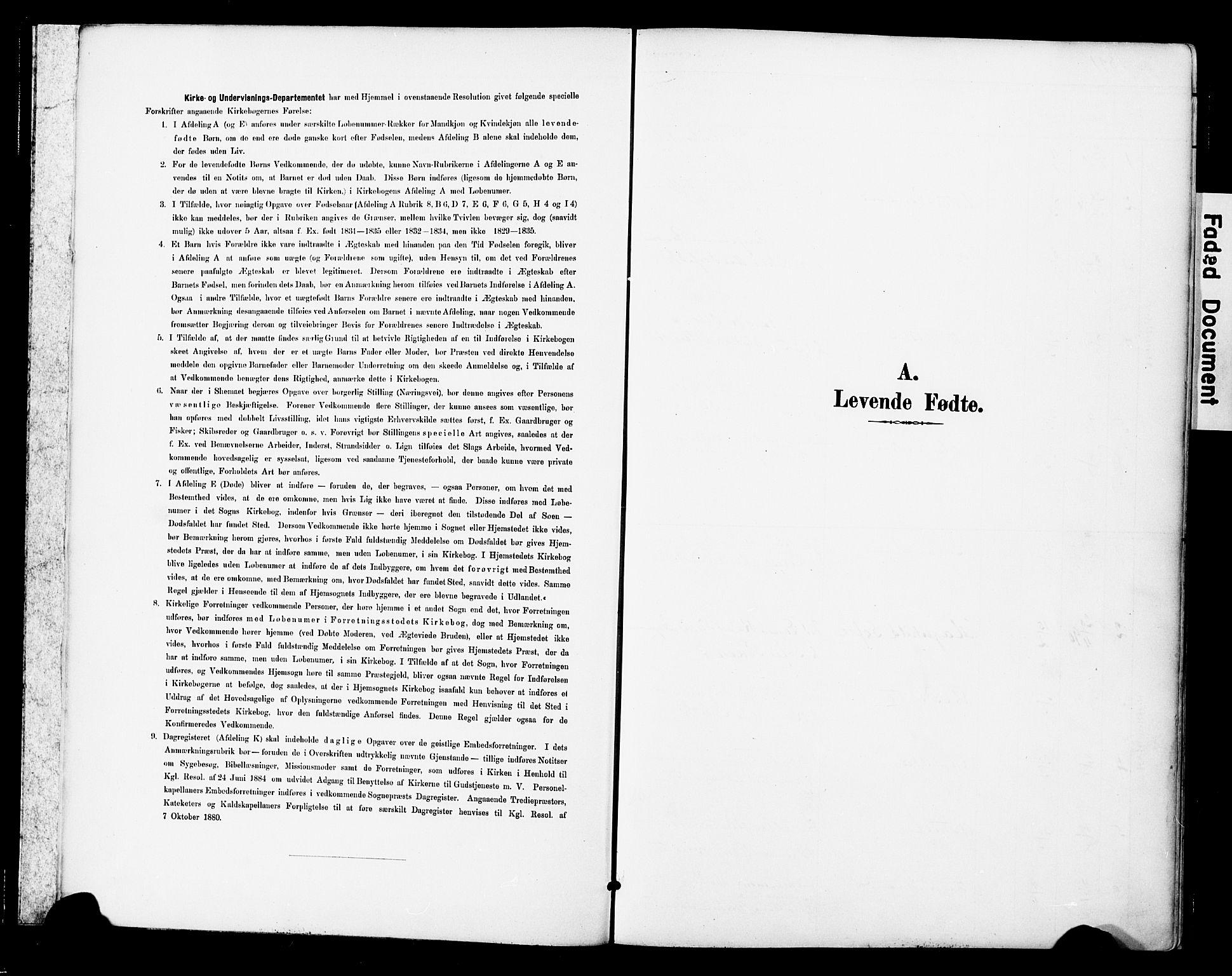SAT, Ministerialprotokoller, klokkerbøker og fødselsregistre - Nord-Trøndelag, 742/L0409: Ministerialbok nr. 742A02, 1891-1905