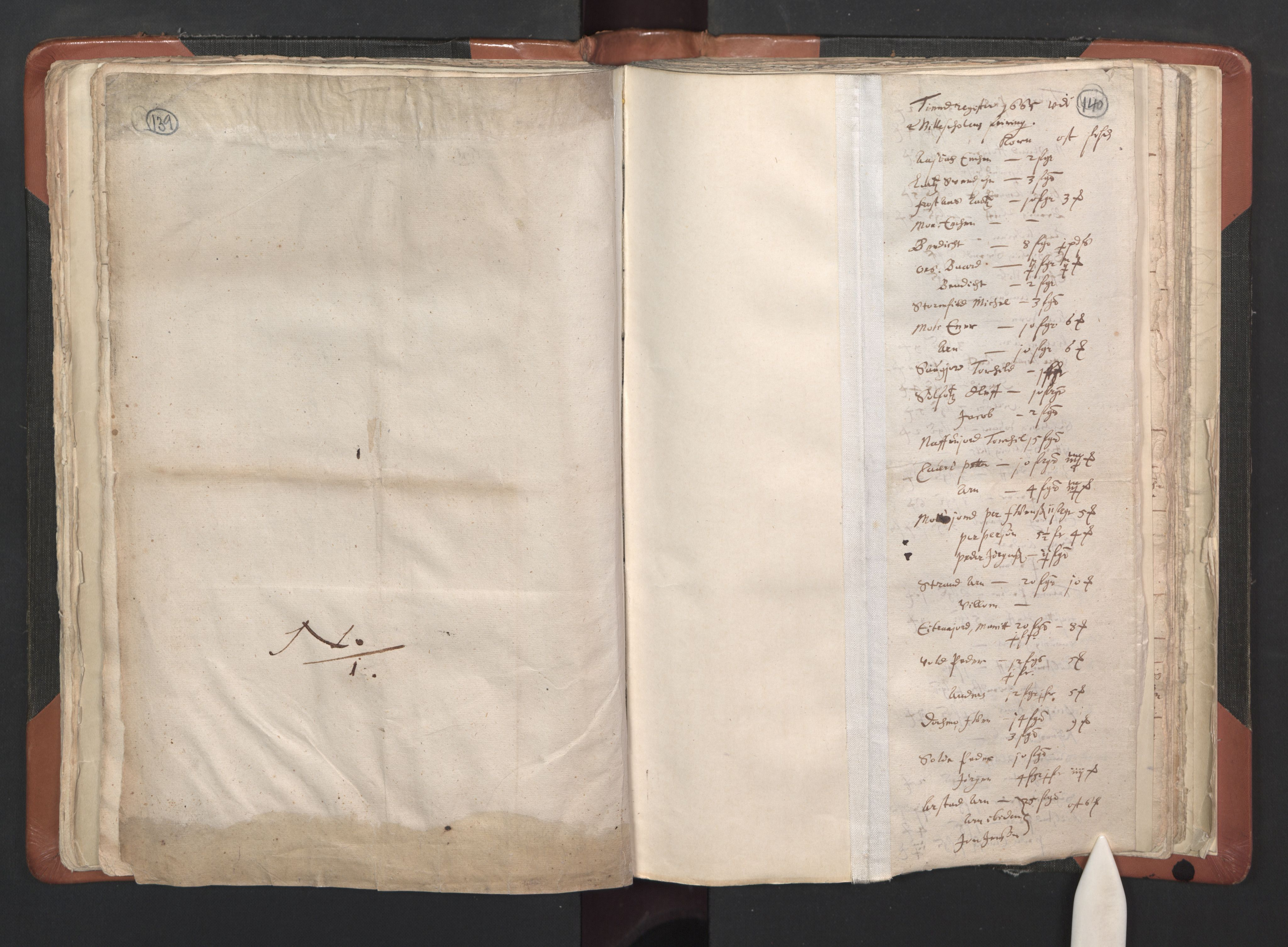 RA, Sogneprestenes manntall 1664-1666, nr. 35: Helgeland prosti og Salten prosti, 1664-1666, s. 139-140