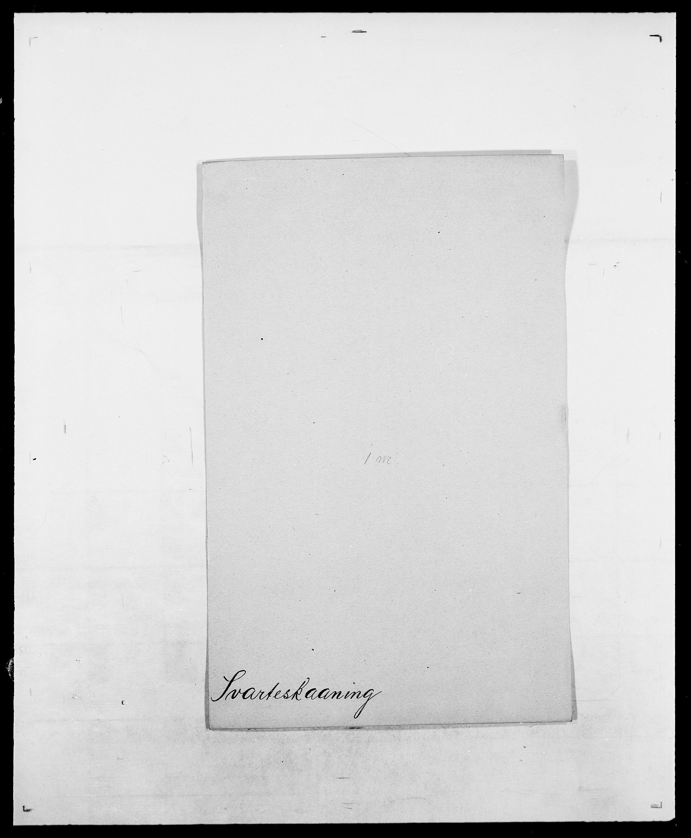 SAO, Delgobe, Charles Antoine - samling, D/Da/L0038: Svanenskjold - Thornsohn, s. 25