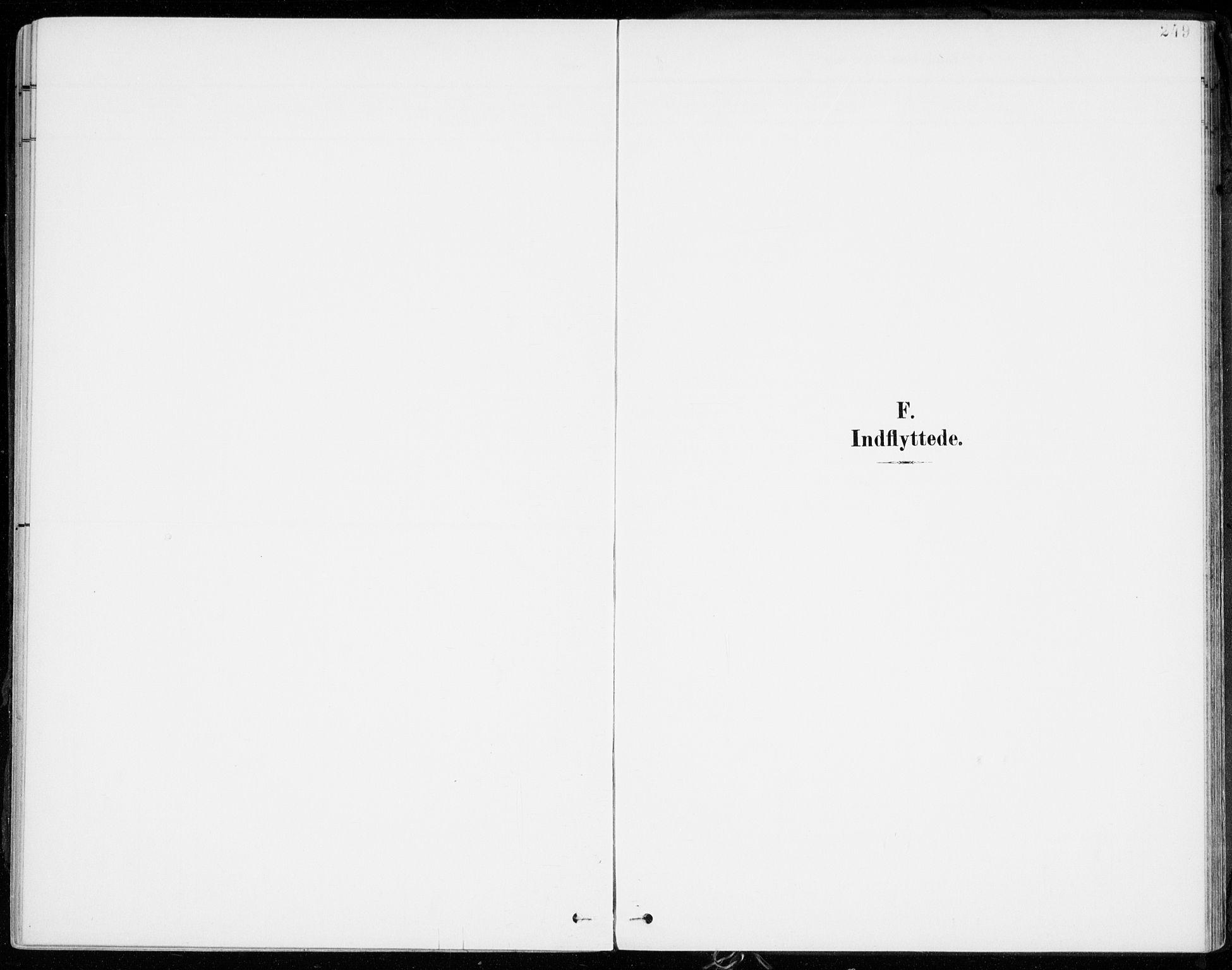 SATØ, Lenvik sokneprestembete, H/Ha: Ministerialbok nr. 14, 1899-1909, s. 249