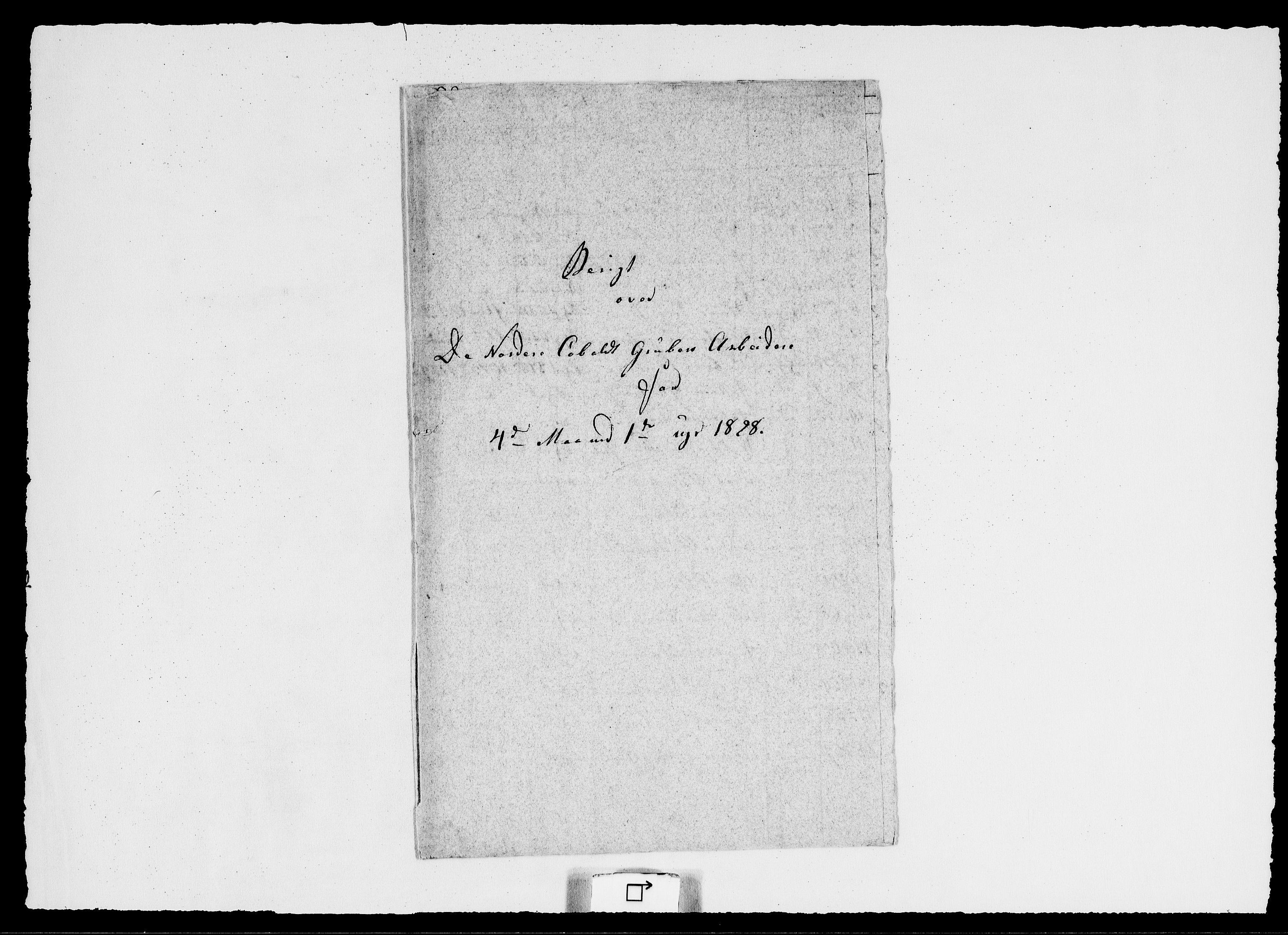 RA, Modums Blaafarveværk, G/Ge/L0331, 1828, s. 2
