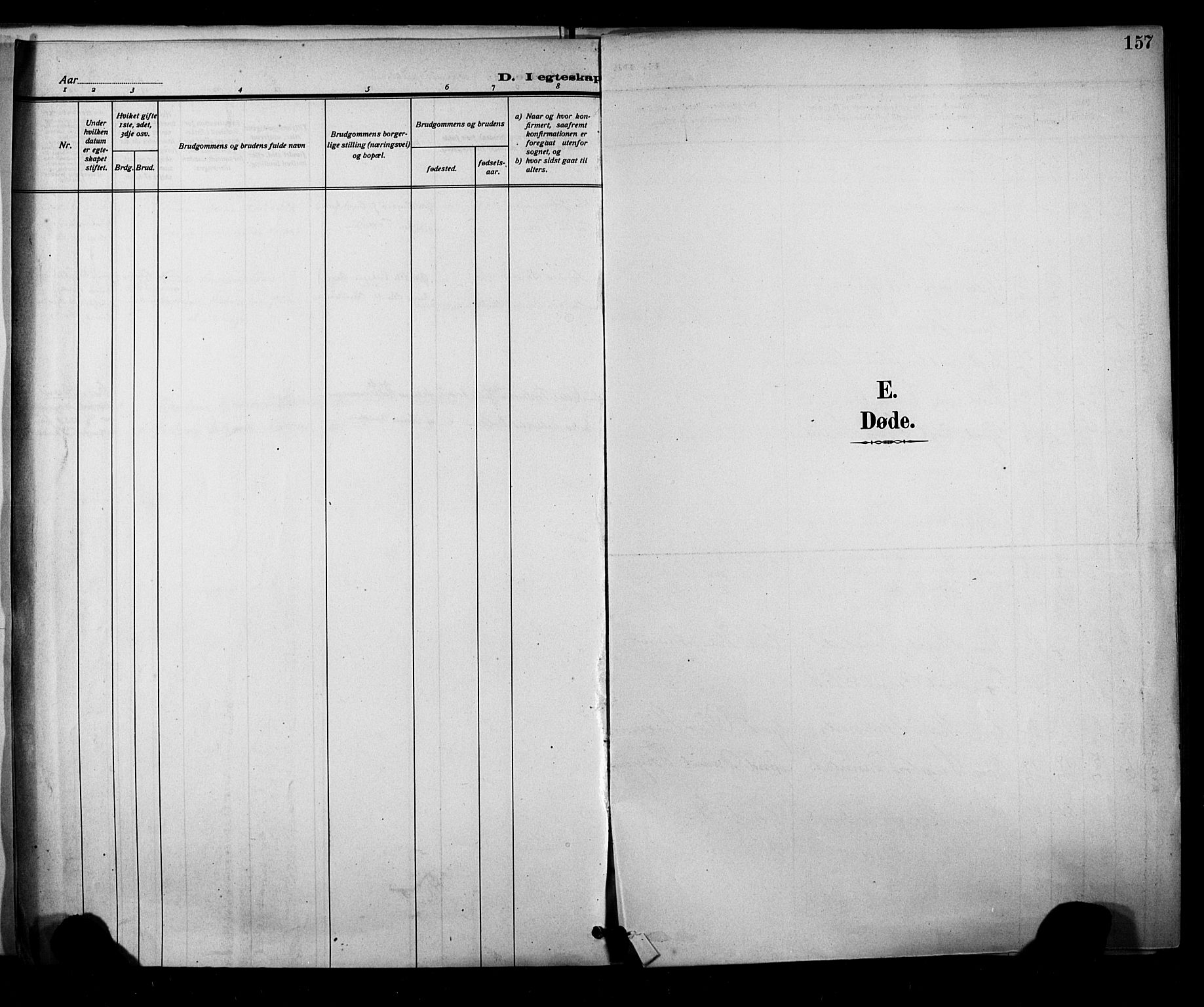 SAKO, Sauherad kirkebøker, F/Fa/L0009: Ministerialbok nr. I 9, 1887-1912, s. 157