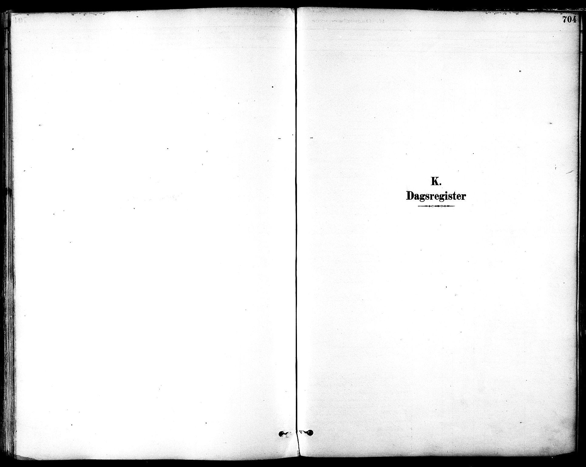 SAT, Ministerialprotokoller, klokkerbøker og fødselsregistre - Sør-Trøndelag, 601/L0058: Ministerialbok nr. 601A26, 1877-1891, s. 704