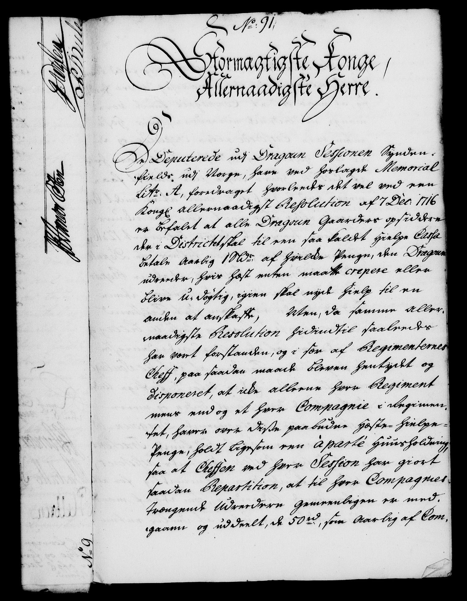 RA, Rentekammeret, Kammerkanselliet, G/Gf/Gfa/L0026: Norsk relasjons- og resolusjonsprotokoll (merket RK 52.26), 1743, s. 572