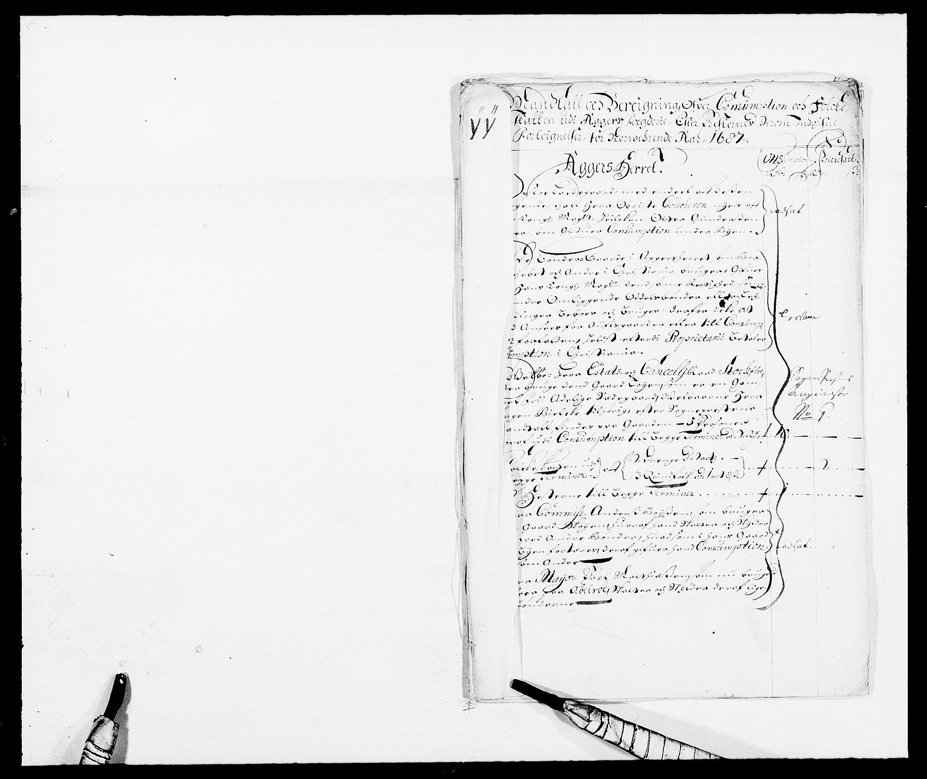RA, Rentekammeret inntil 1814, Reviderte regnskaper, Fogderegnskap, R08/L0422: Fogderegnskap Aker, 1684-1686, s. 228