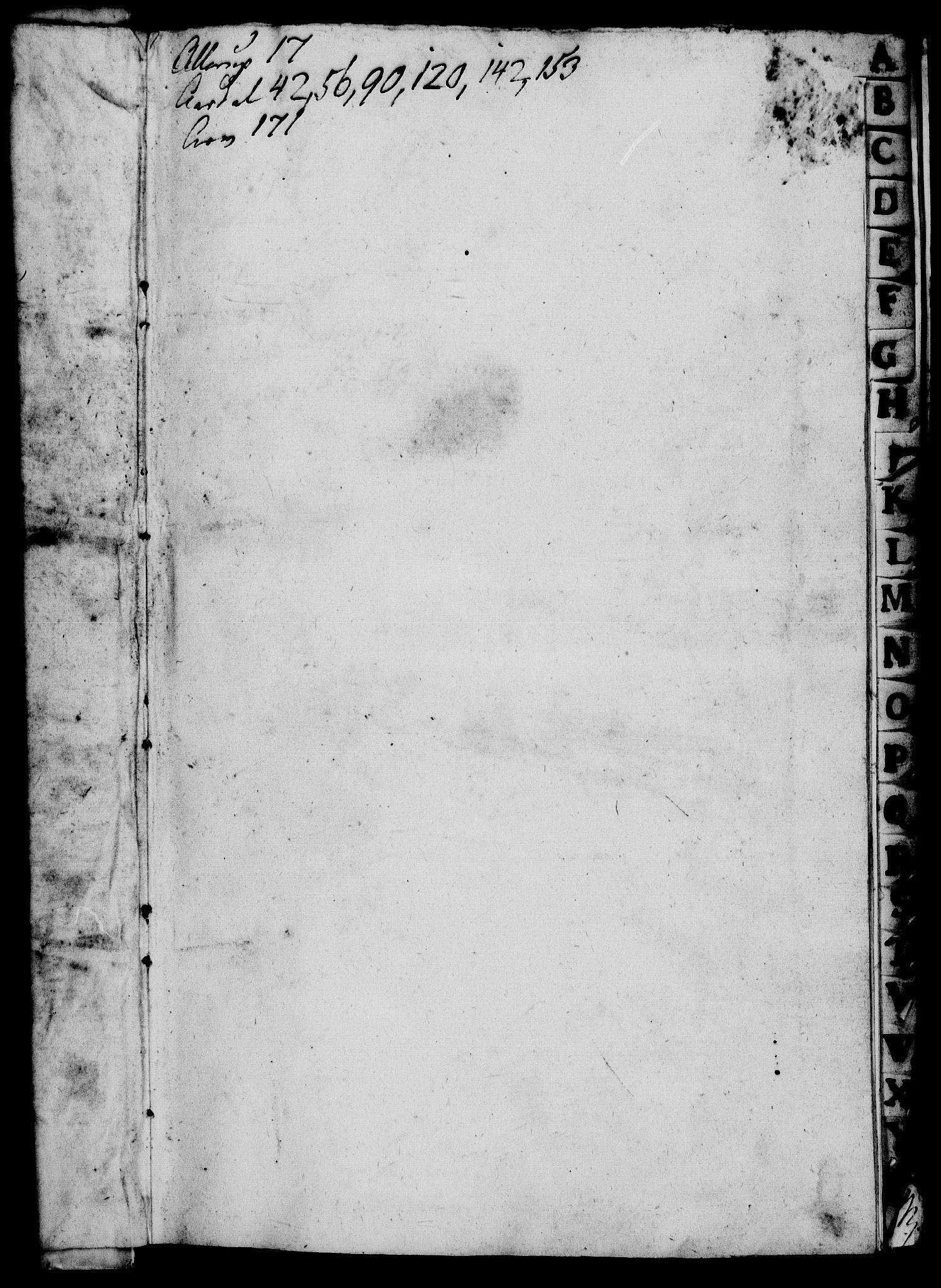 RA, Rentekammeret, Kammerkanselliet, G/Gf/Gfa/L0012: Norsk relasjons- og resolusjonsprotokoll (merket RK 52.12), 1729, s. 3