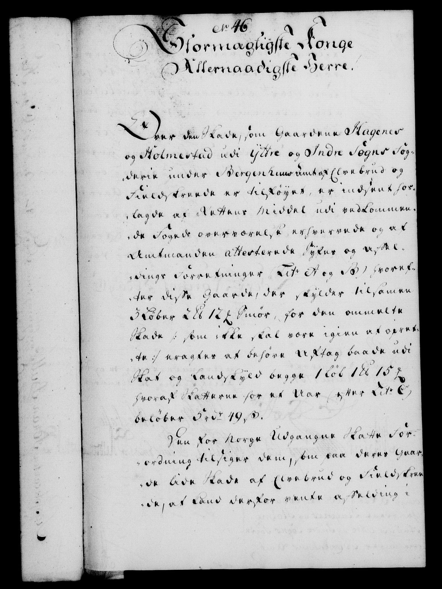 RA, Rentekammeret, Kammerkanselliet, G/Gf/Gfa/L0036: Norsk relasjons- og resolusjonsprotokoll (merket RK 52.36), 1754, s. 243