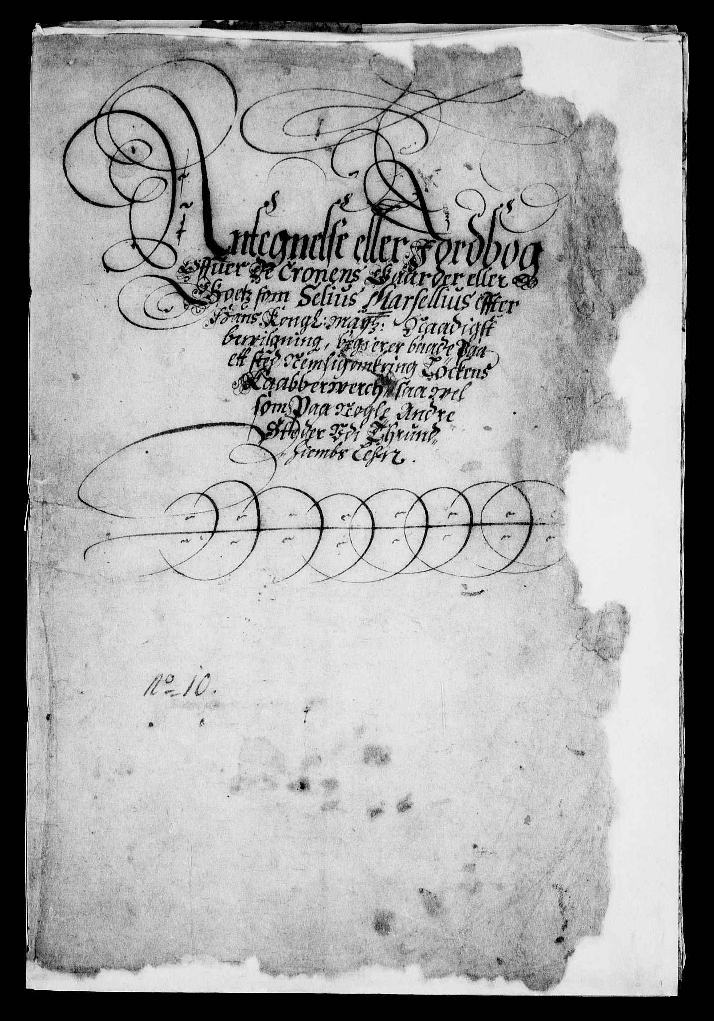 RA, Rentekammeret inntil 1814, Realistisk ordnet avdeling, On/L0006: [Jj 7]: Jordebøker og dokumenter over det sekulariserte kirke- og klostergodset:, 1658-1682, s. 143