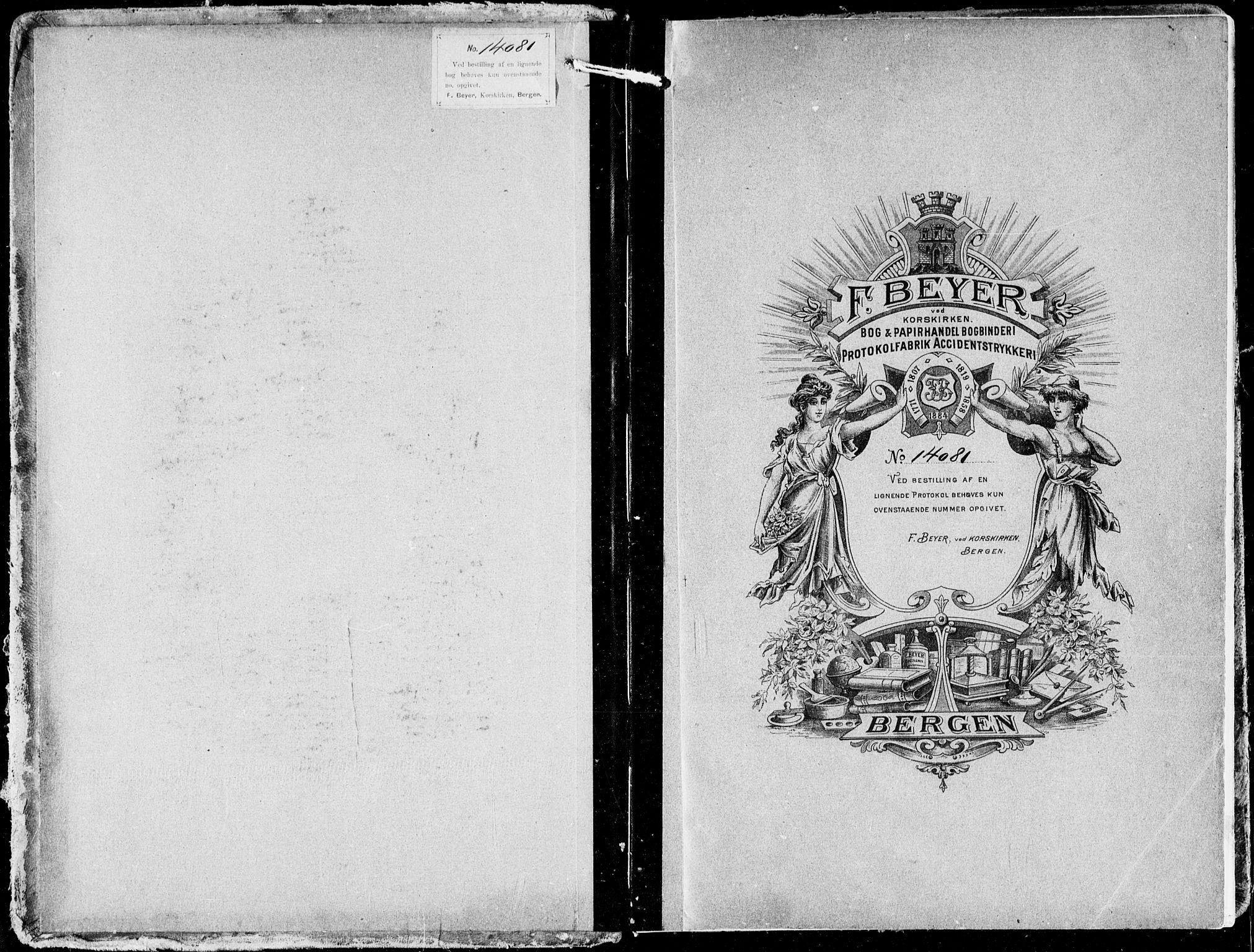 SAB, Haus Sokneprestembete, H/Haa: Ministerialbok nr. B  2, 1899-1912