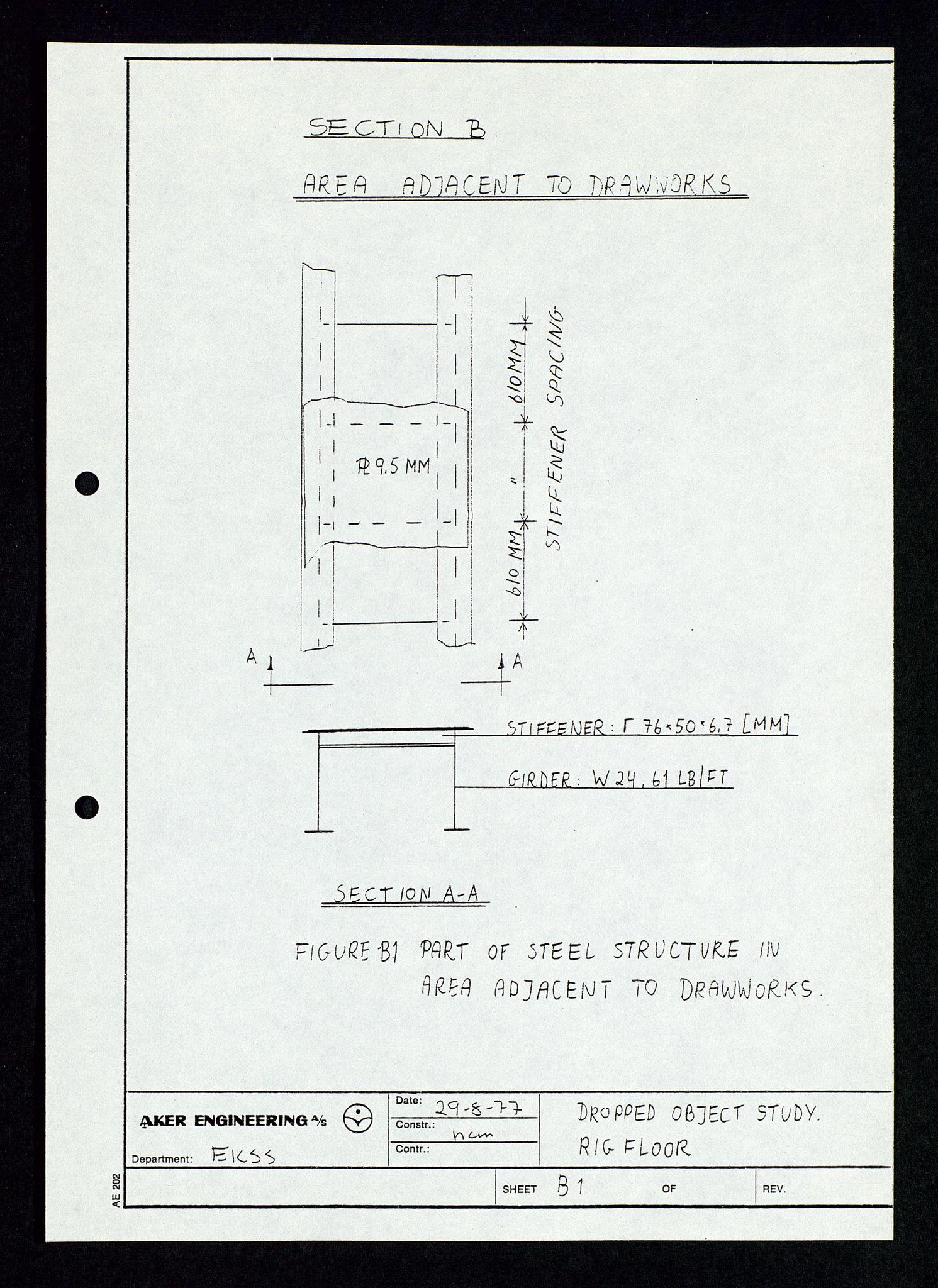 SAST, Pa 1339 - Statoil ASA, D/Dm/L0348: Gravitasjonsplattform betong, 1975-1978, s. 135