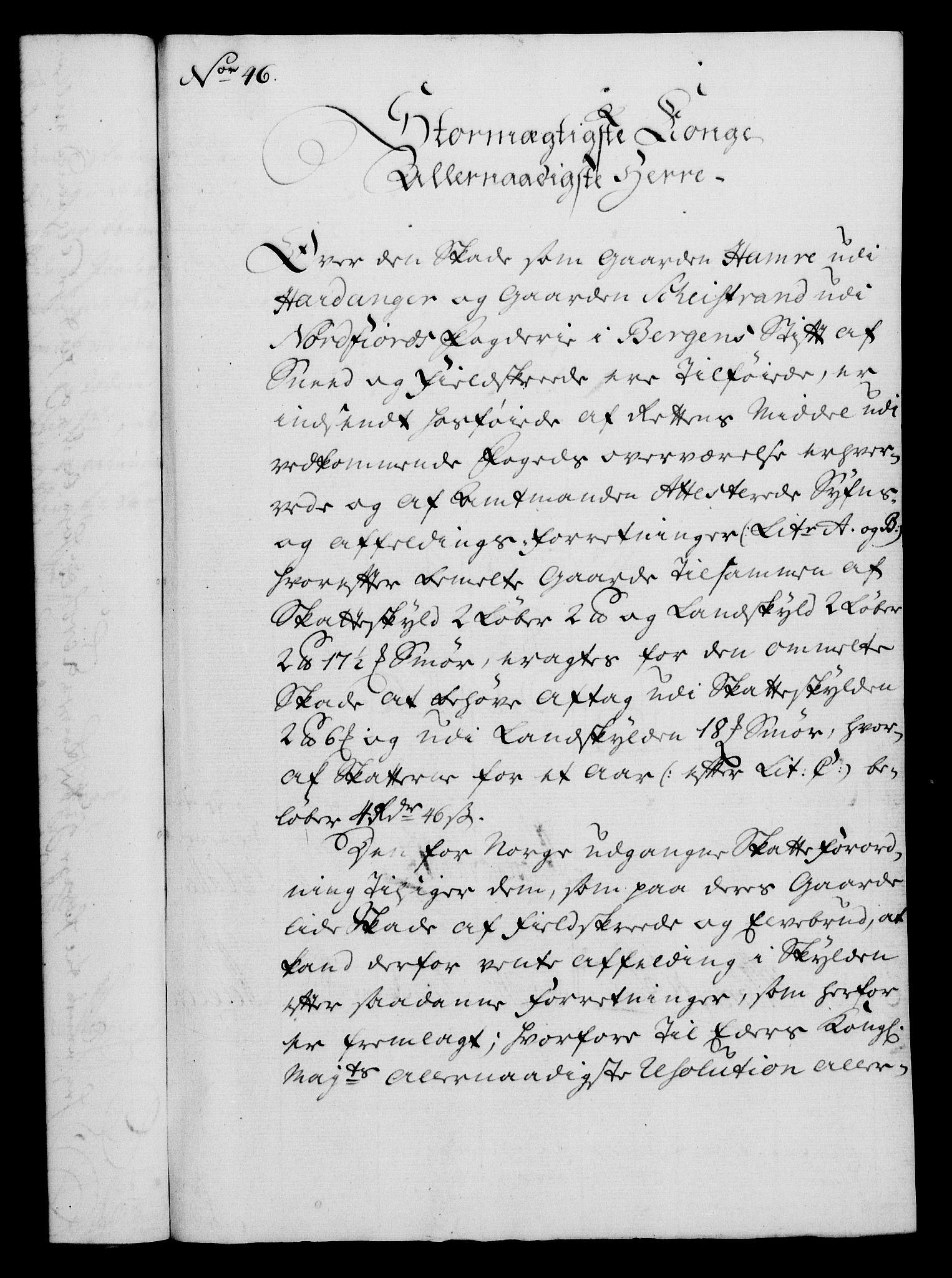 RA, Rentekammeret, Kammerkanselliet, G/Gf/Gfa/L0043: Norsk relasjons- og resolusjonsprotokoll (merket RK 52.43), 1761, s. 186