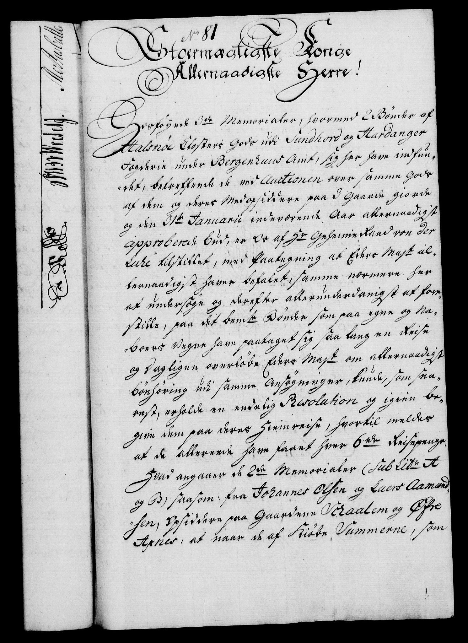 RA, Rentekammeret, Kammerkanselliet, G/Gf/Gfa/L0040: Norsk relasjons- og resolusjonsprotokoll (merket RK 52.40), 1758, s. 457