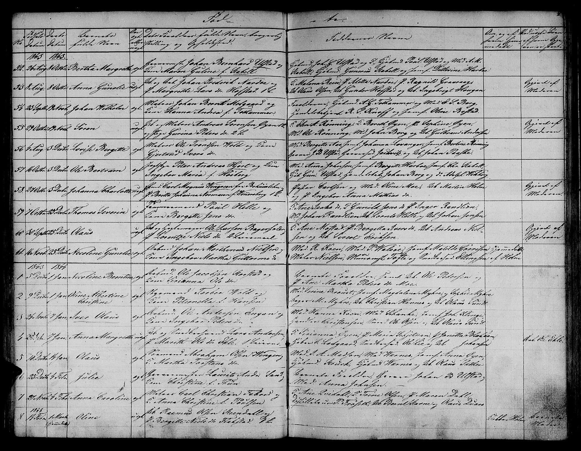 SAT, Ministerialprotokoller, klokkerbøker og fødselsregistre - Sør-Trøndelag, 604/L0182: Ministerialbok nr. 604A03, 1818-1850, s. 40