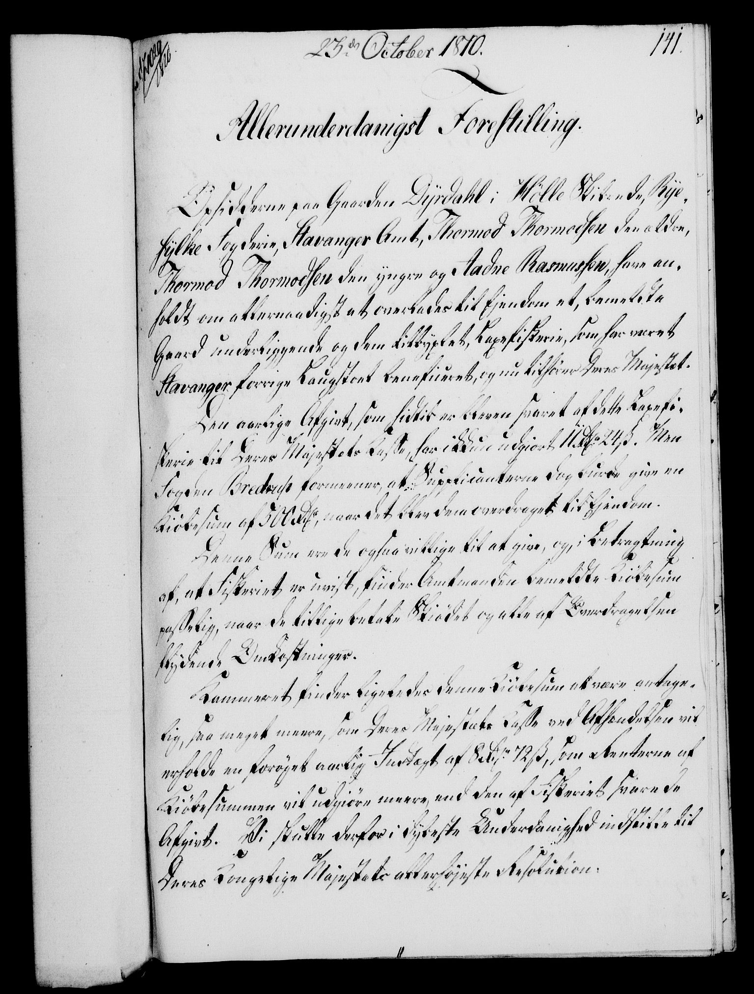 RA, Rentekammeret, Kammerkanselliet, G/Gf/Gfa/L0092: Norsk relasjons- og resolusjonsprotokoll (merket RK 52.92), 1810, s. 547