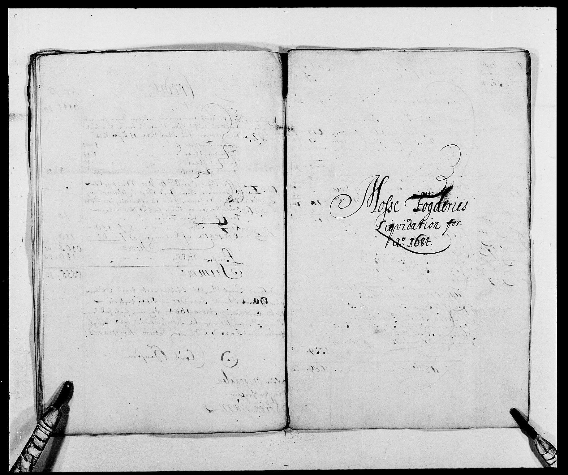 RA, Rentekammeret inntil 1814, Reviderte regnskaper, Fogderegnskap, R02/L0104: Fogderegnskap Moss og Verne kloster, 1682-1684, s. 17