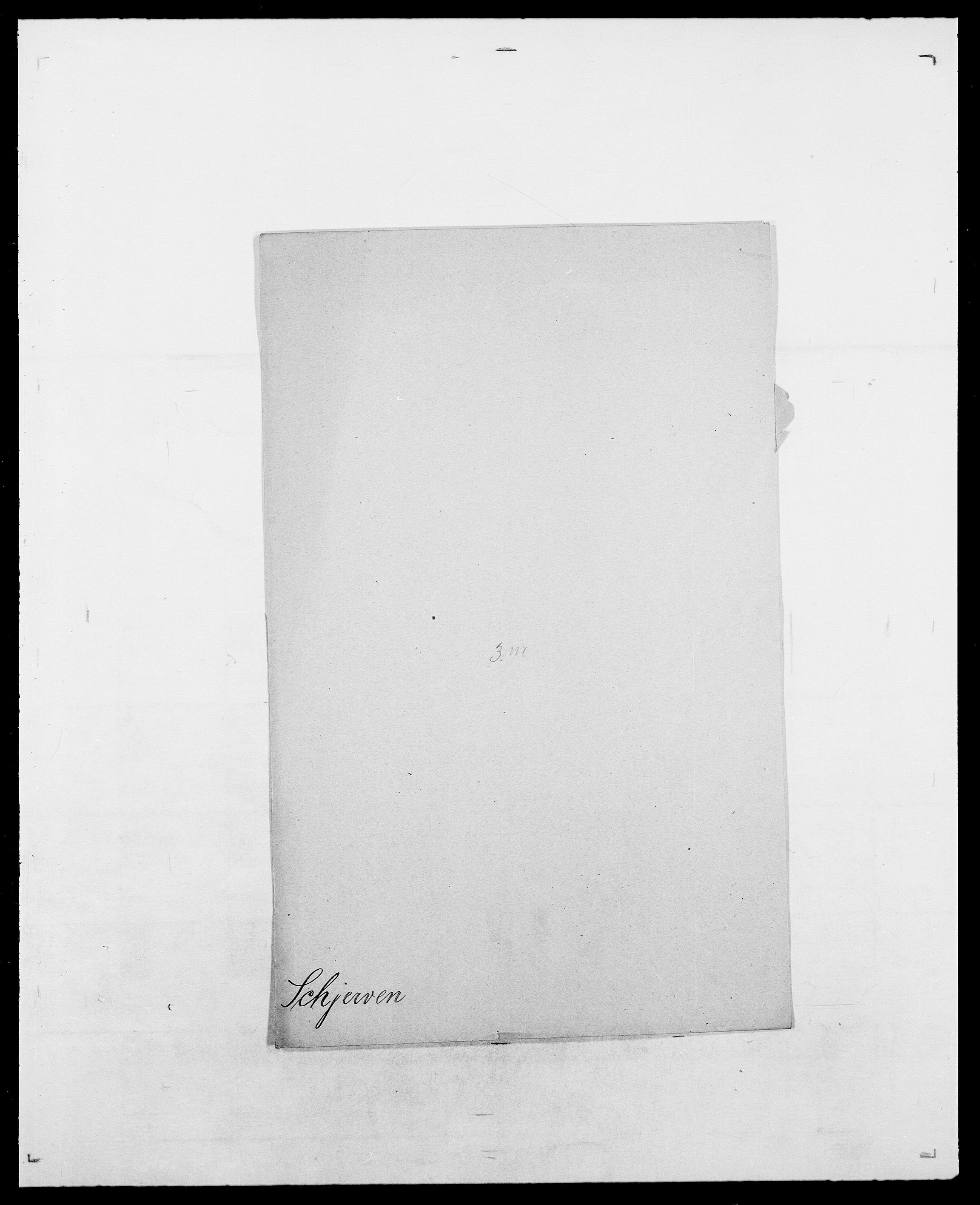 SAO, Delgobe, Charles Antoine - samling, D/Da/L0034: Saabye - Schmincke, s. 742