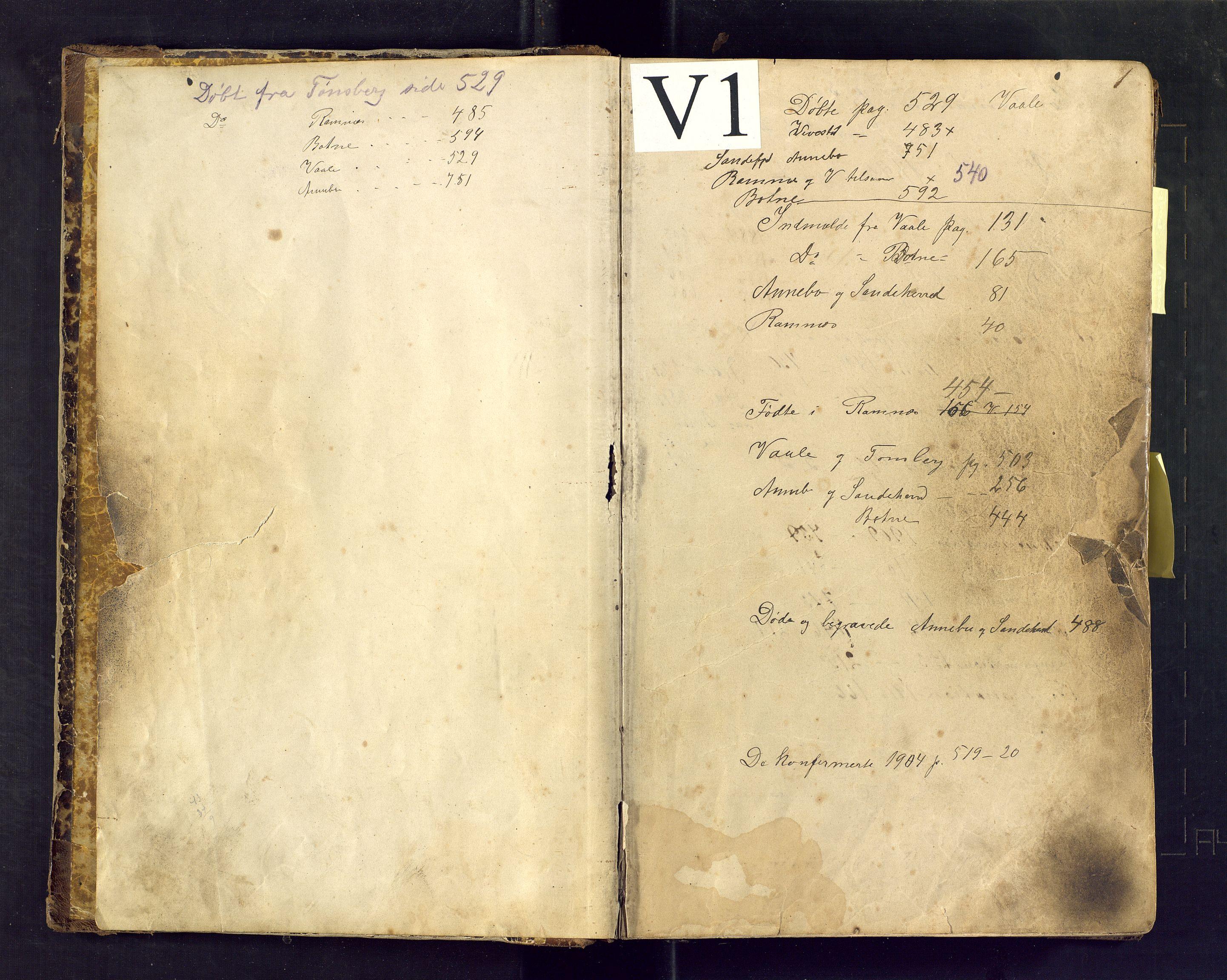 SAKO, Den evangeliske lutherske frimenighet (SAKO), Dissenterprotokoll nr. Fb/L0001, 1872-1907, s. 1