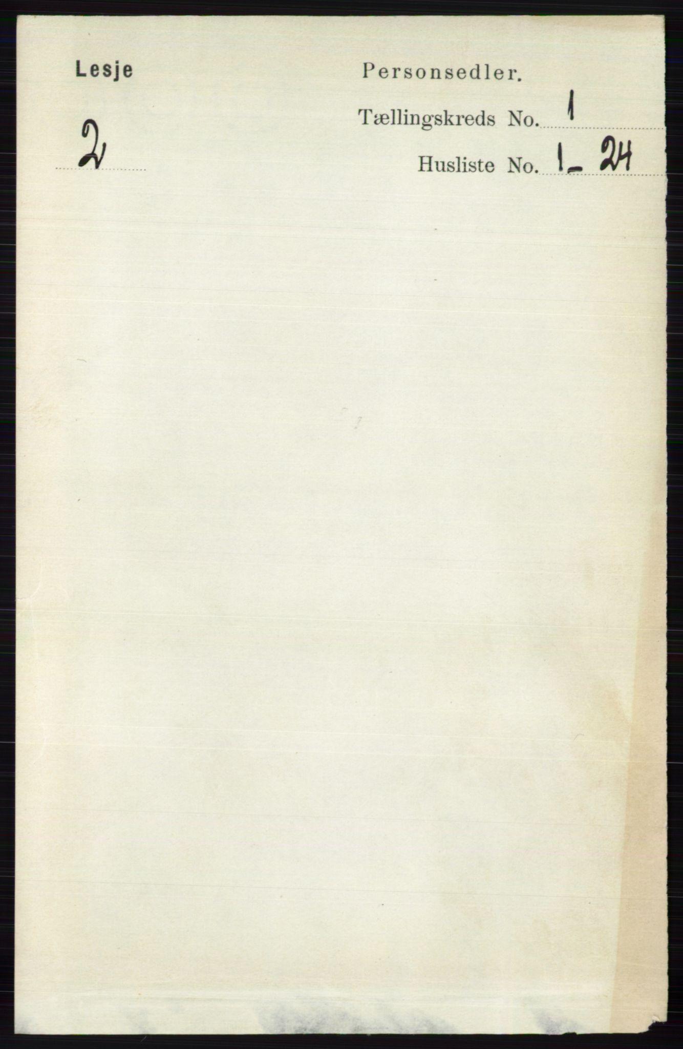RA, Folketelling 1891 for 0512 Lesja herred, 1891, s. 78