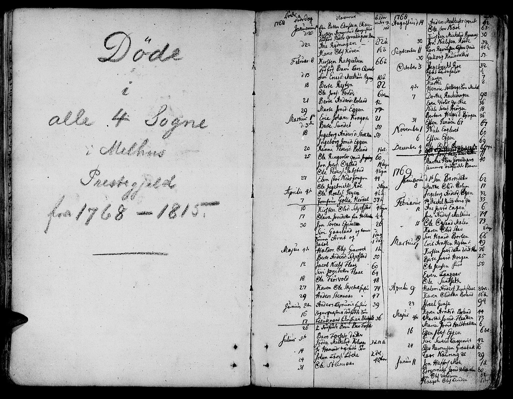 SAT, Ministerialprotokoller, klokkerbøker og fødselsregistre - Sør-Trøndelag, 691/L1061: Ministerialbok nr. 691A02 /1, 1768-1815, s. 210