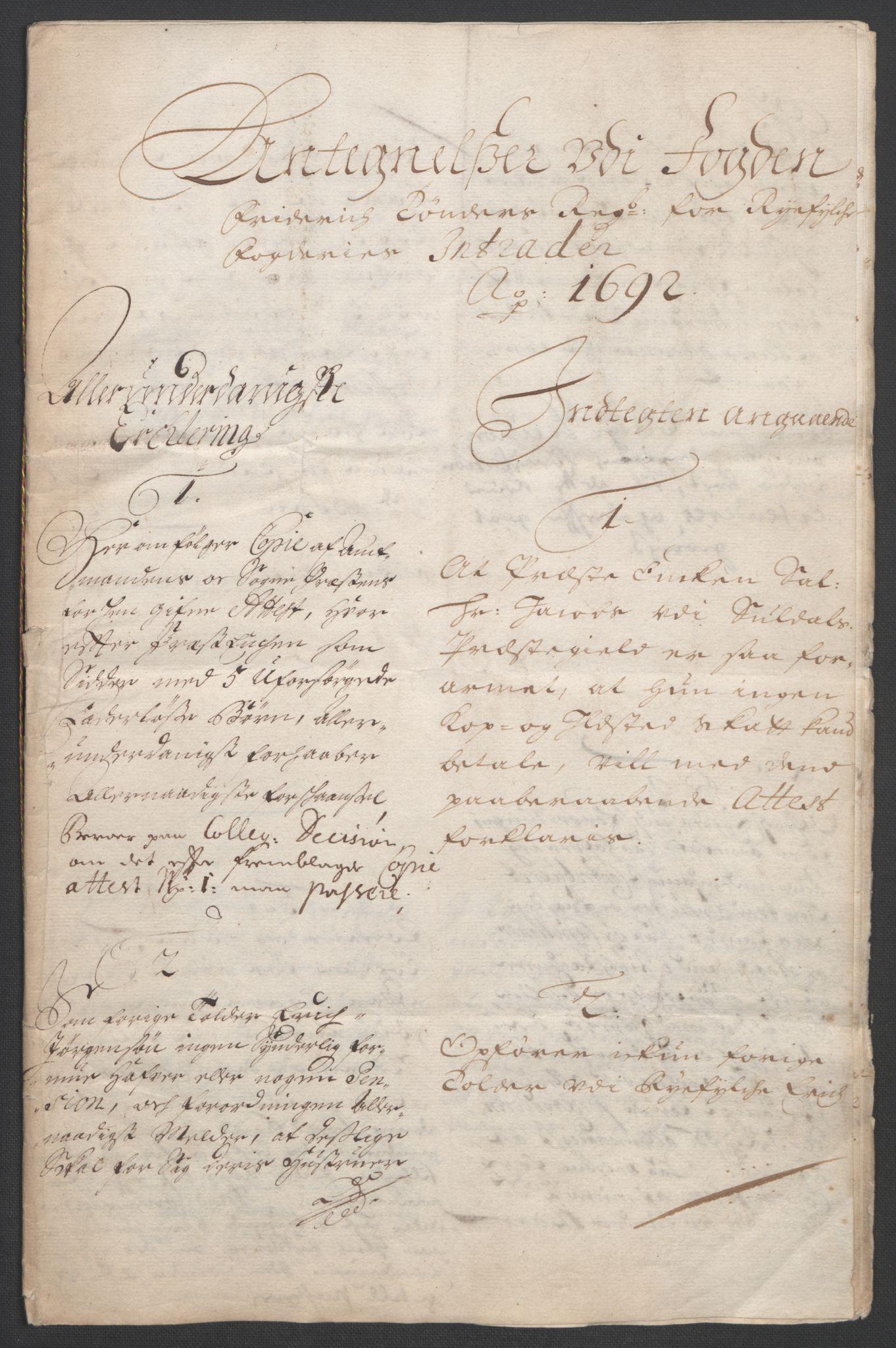 RA, Rentekammeret inntil 1814, Reviderte regnskaper, Fogderegnskap, R47/L2856: Fogderegnskap Ryfylke, 1689-1693, s. 553