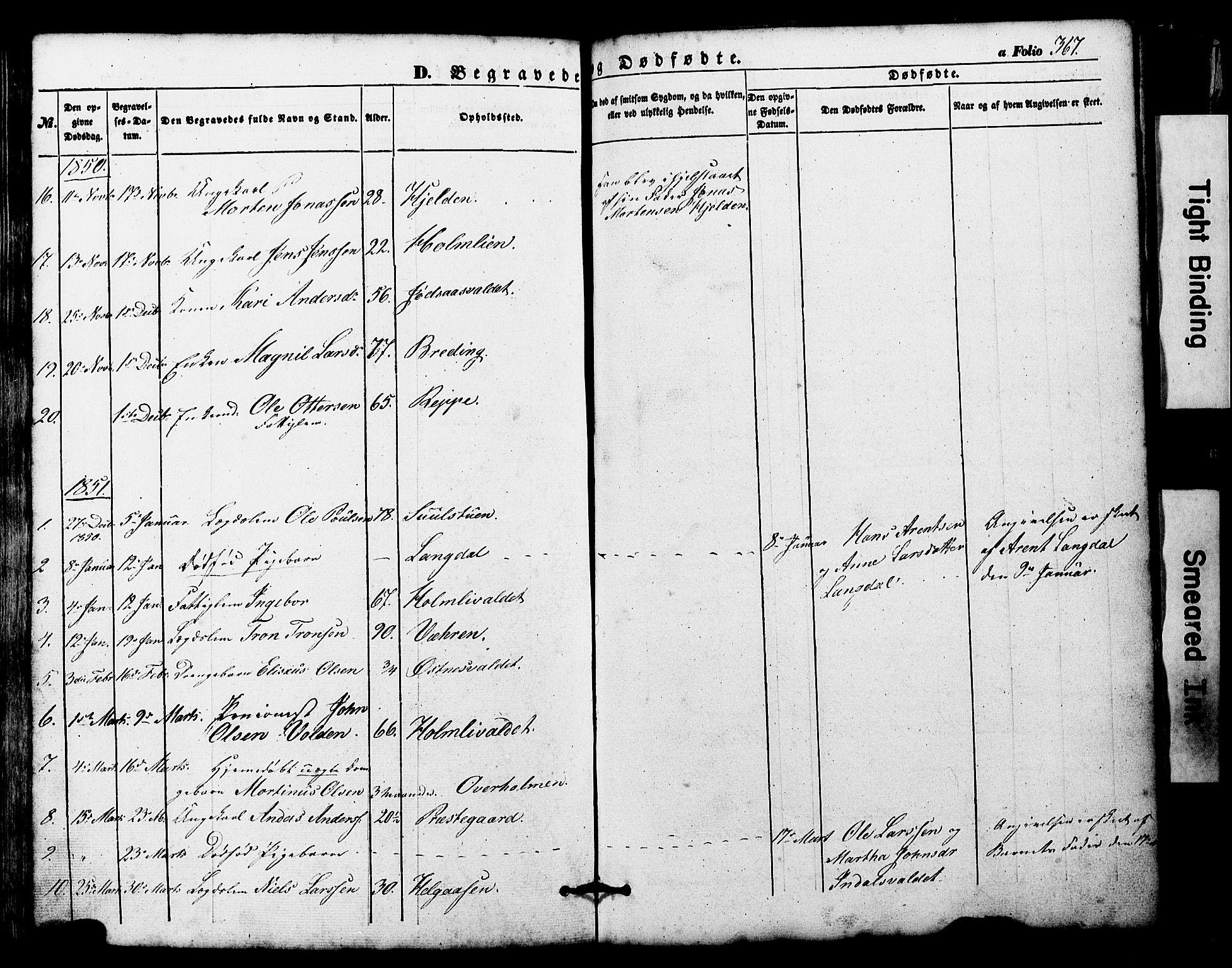 SAT, Ministerialprotokoller, klokkerbøker og fødselsregistre - Nord-Trøndelag, 724/L0268: Klokkerbok nr. 724C04, 1846-1878, s. 367