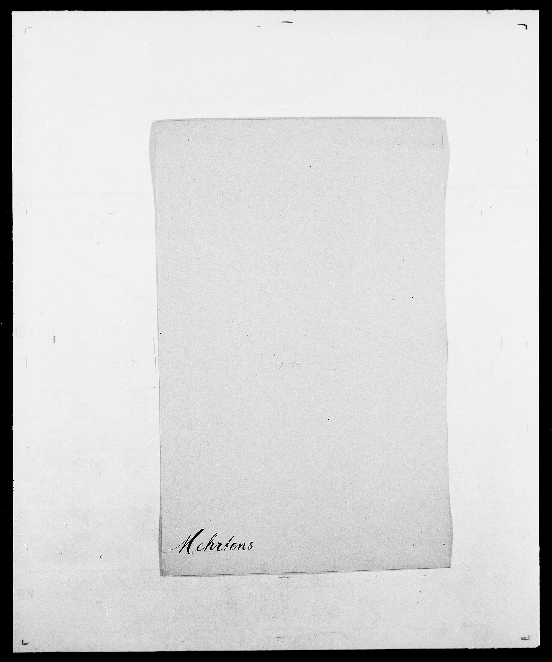 SAO, Delgobe, Charles Antoine - samling, D/Da/L0026: Mechelby - Montoppidan, s. 134