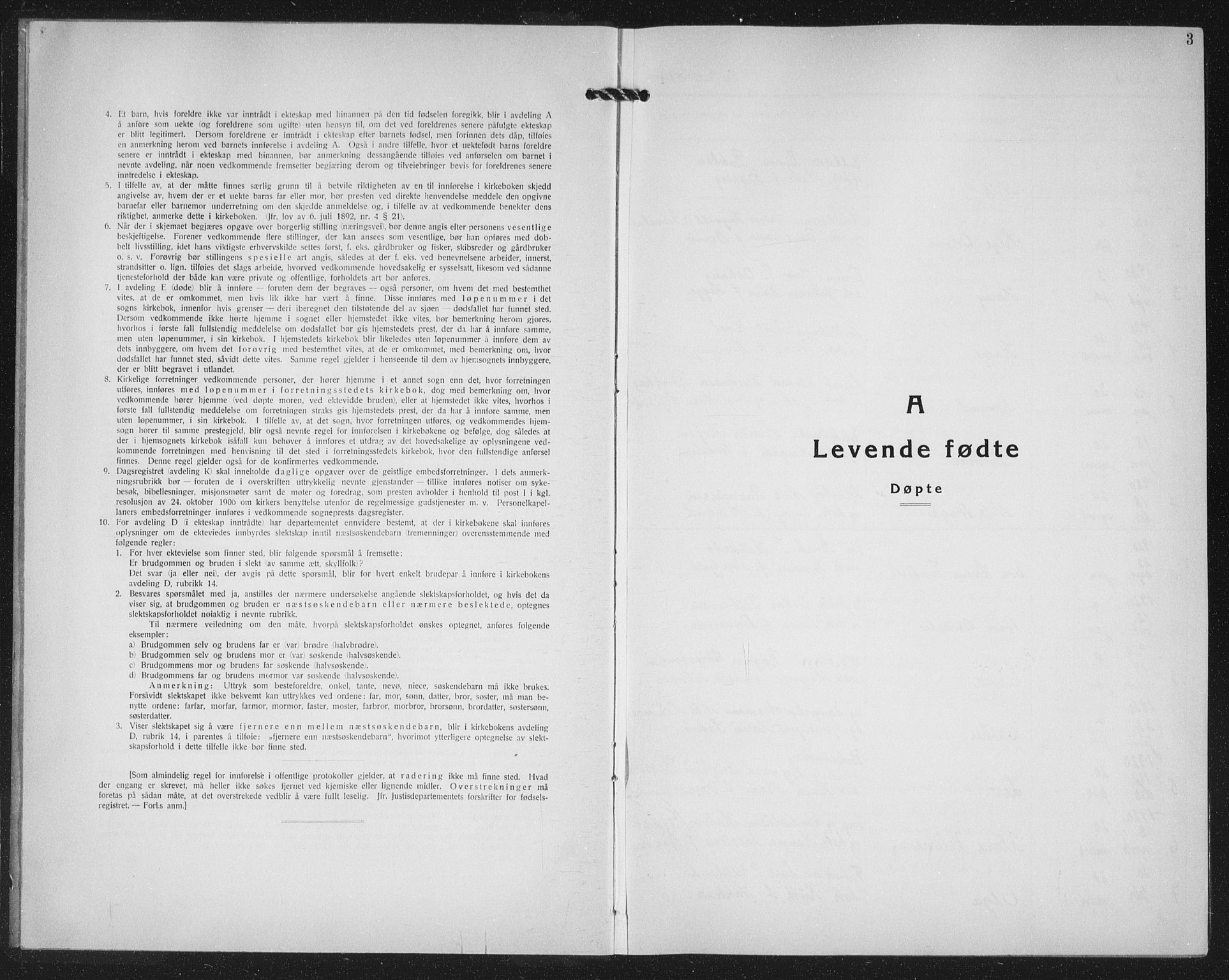 SAT, Ministerialprotokoller, klokkerbøker og fødselsregistre - Møre og Romsdal, 558/L0704: Klokkerbok nr. 558C05, 1921-1942, s. 3