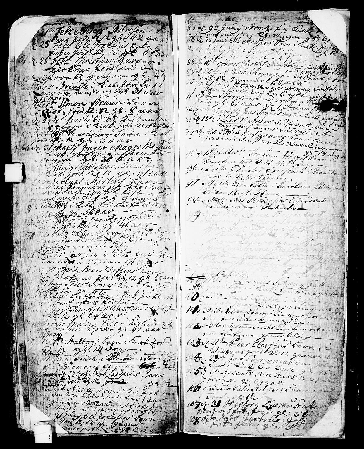 SAKO, Skien kirkebøker, F/Fa/L0002: Ministerialbok nr. 2, 1716-1757, s. 240