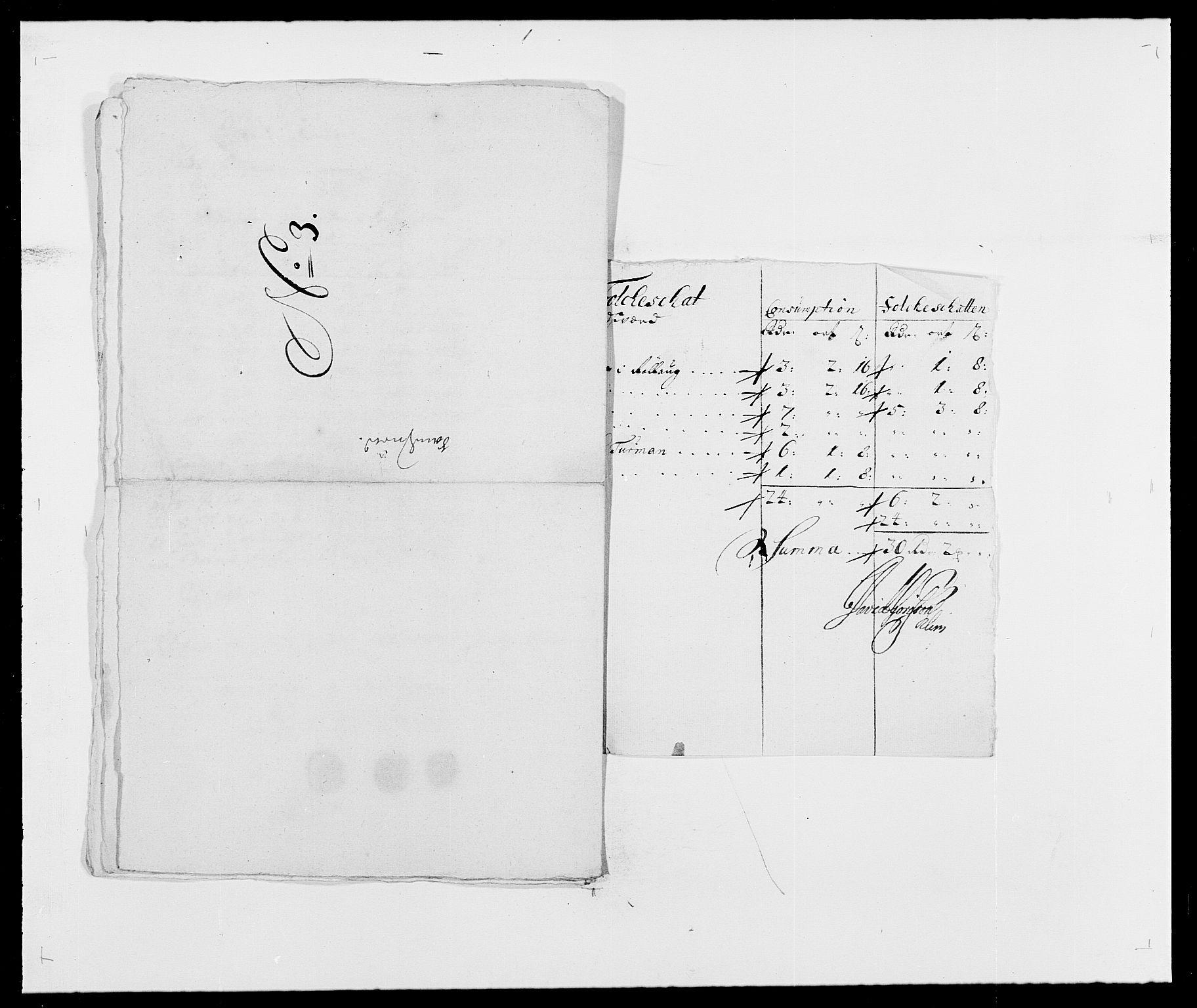 RA, Rentekammeret inntil 1814, Reviderte regnskaper, Fogderegnskap, R24/L1573: Fogderegnskap Numedal og Sandsvær, 1687-1691, s. 523