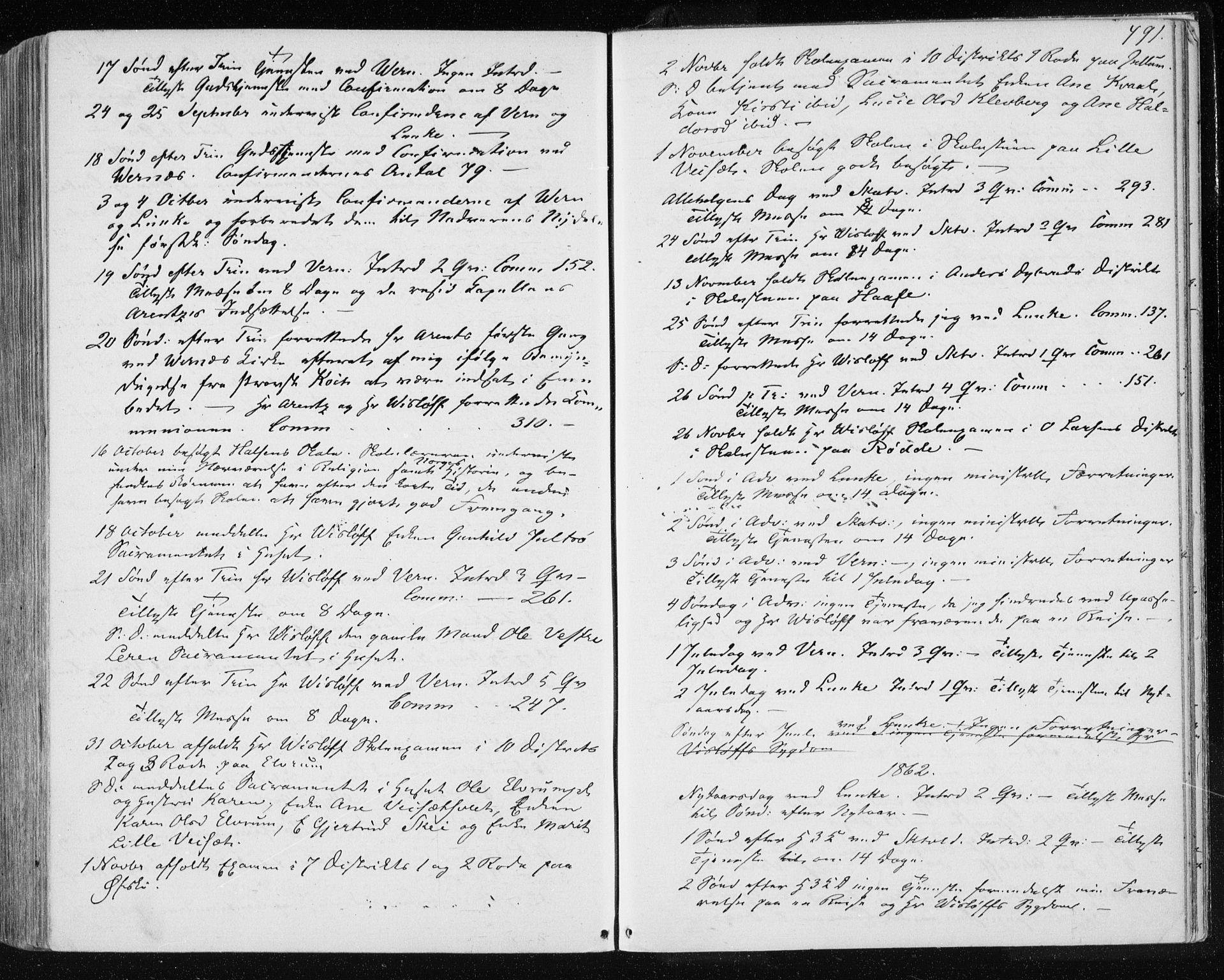 SAT, Ministerialprotokoller, klokkerbøker og fødselsregistre - Nord-Trøndelag, 709/L0075: Ministerialbok nr. 709A15, 1859-1870, s. 491