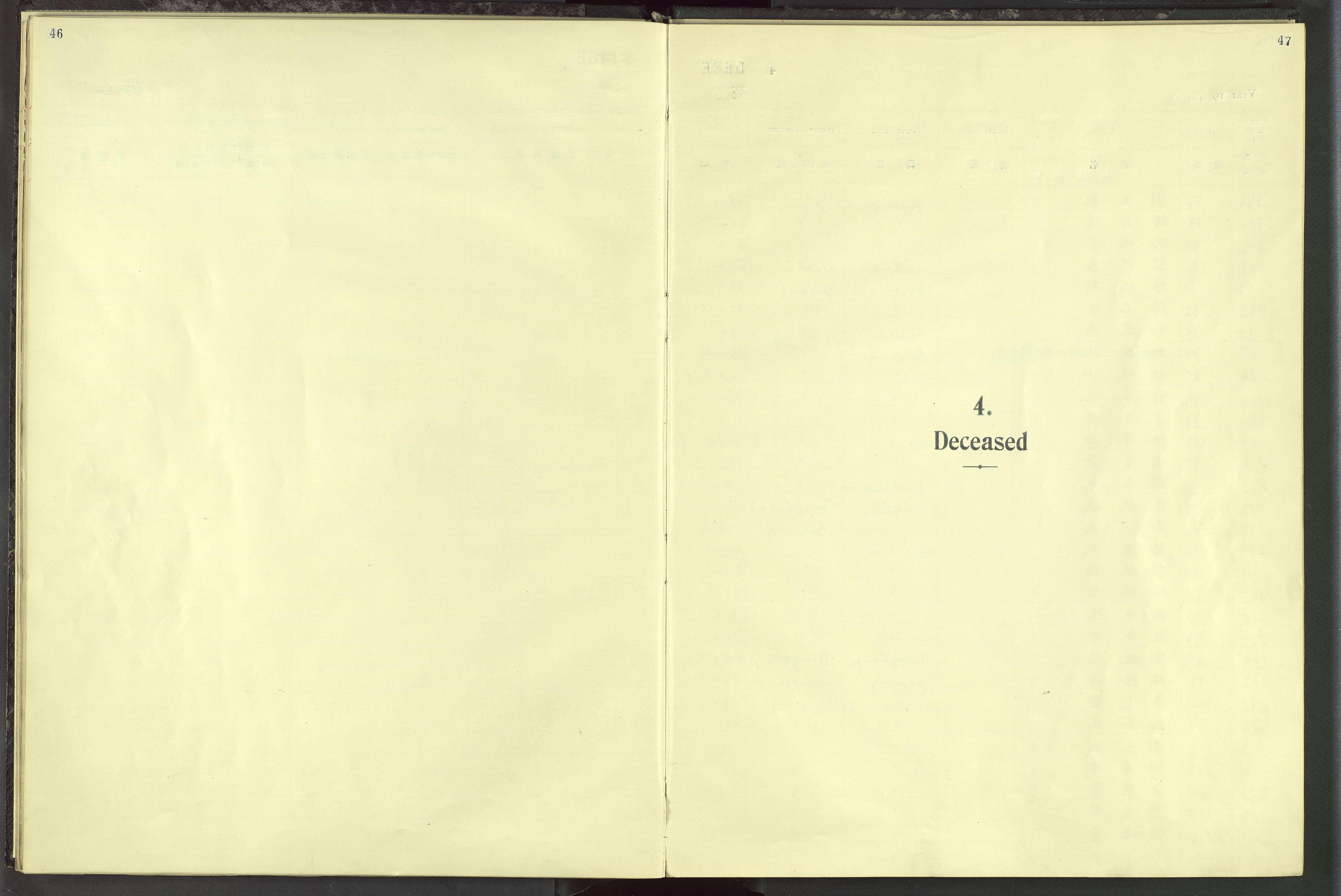 VID, Det Norske Misjonsselskap - utland - Kina (Hunan), Dm/L0019: Ministerialbok nr. 57, 1920-1949, s. 46-47