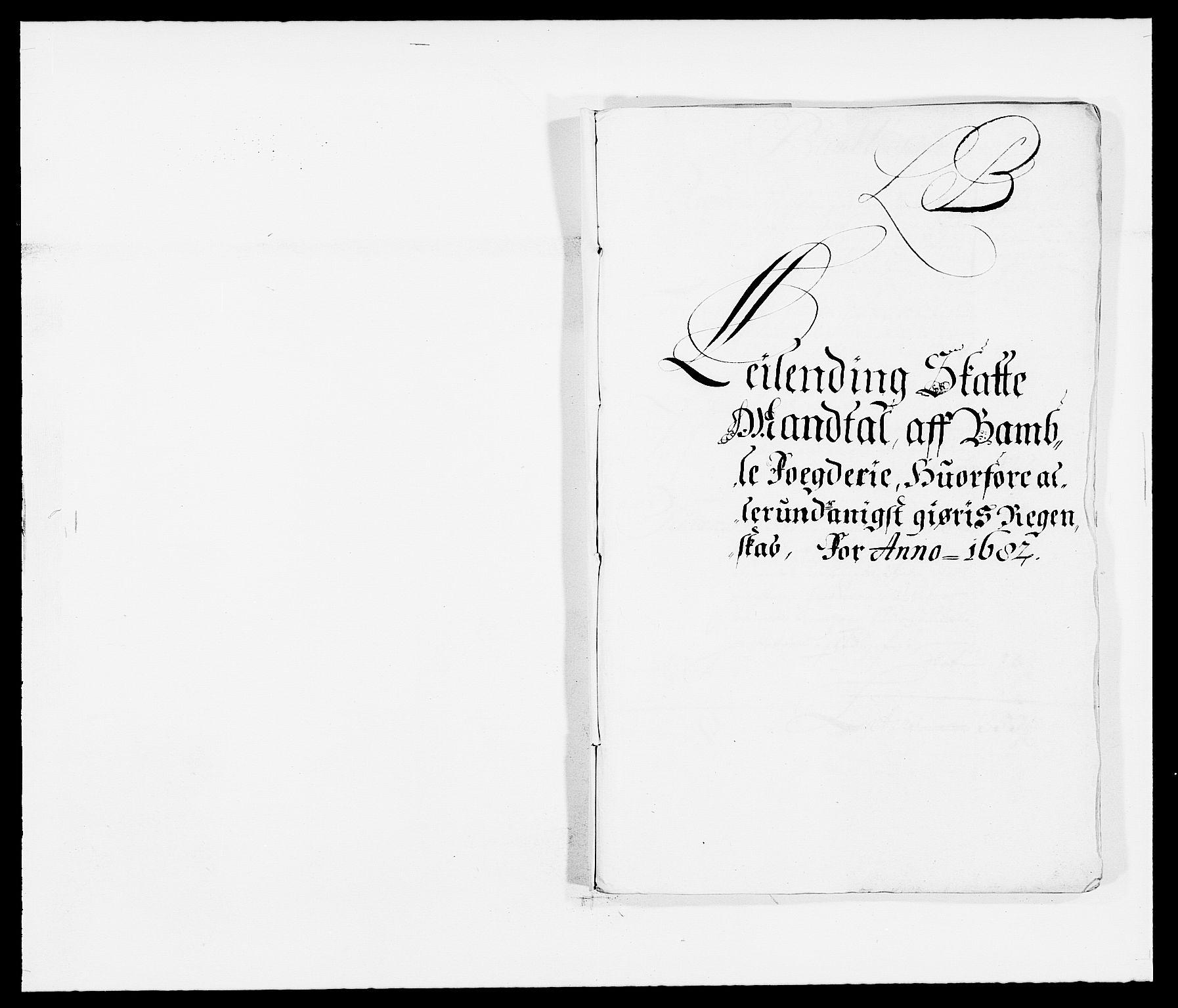 RA, Rentekammeret inntil 1814, Reviderte regnskaper, Fogderegnskap, R34/L2046: Fogderegnskap Bamble, 1682-1683, s. 49