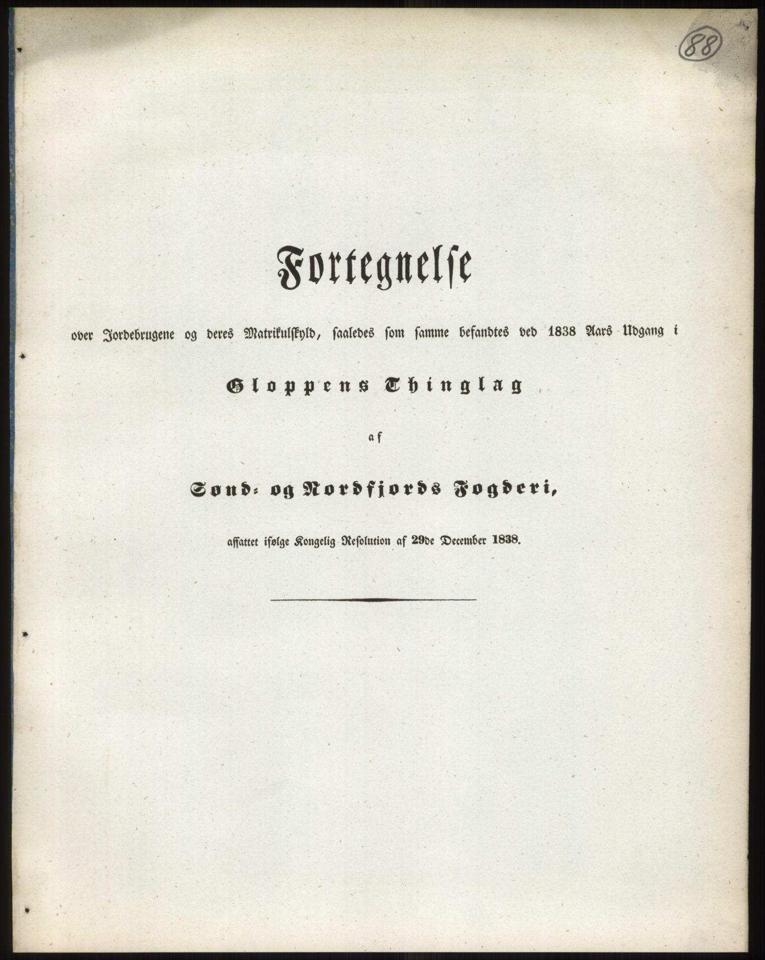 RA, 1838-matrikkelen (publikasjon)*, 1838, s. 88