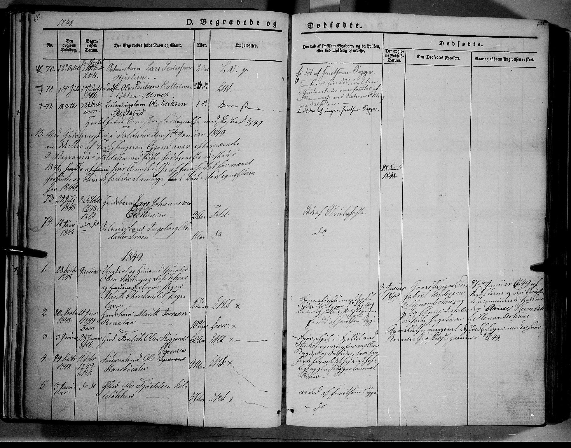SAH, Lesja prestekontor, Ministerialbok nr. 6B, 1843-1854, s. 680-681
