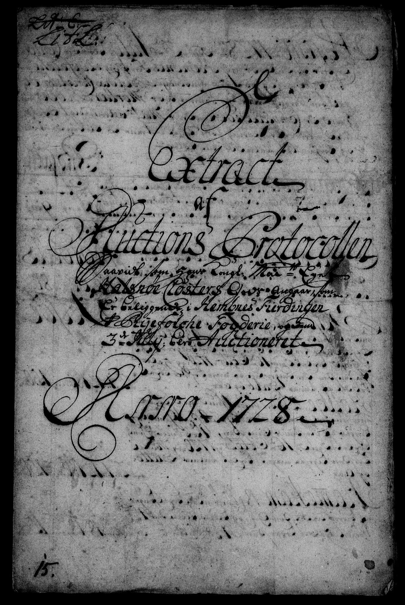 RA, Rentekammeret inntil 1814, Realistisk ordnet avdeling, On/L0003: [Jj 4]: Kommisjonsforretning over Vilhelm Hanssøns forpaktning av Halsnøy klosters gods, 1721-1729, s. 316
