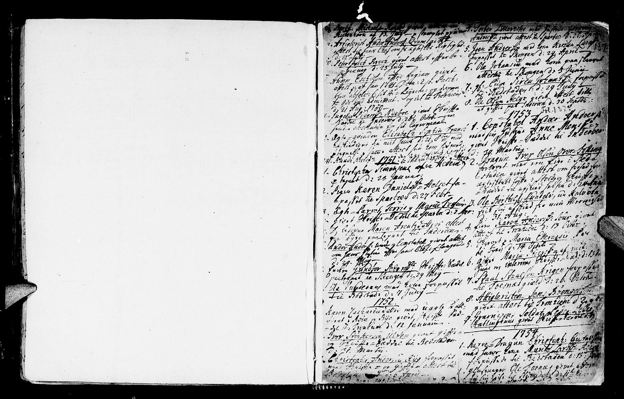 SAT, Ministerialprotokoller, klokkerbøker og fødselsregistre - Nord-Trøndelag, 746/L0439: Ministerialbok nr. 746A01, 1688-1759, s. 137