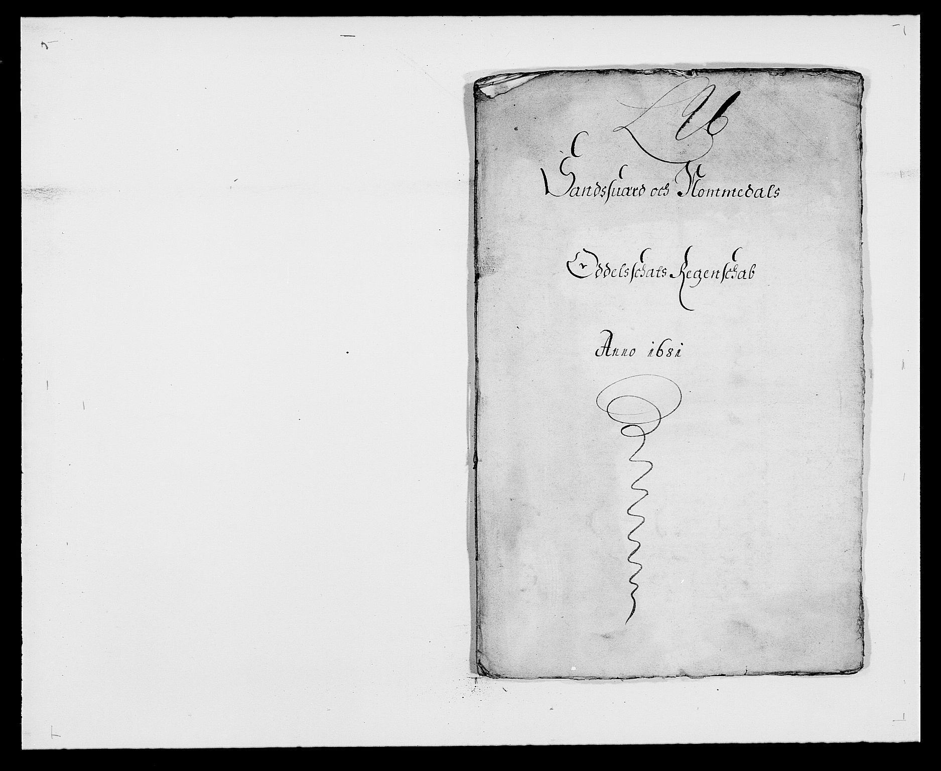 RA, Rentekammeret inntil 1814, Reviderte regnskaper, Fogderegnskap, R24/L1569: Fogderegnskap Numedal og Sandsvær, 1679-1686, s. 340
