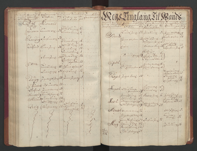 RA, Manntallet 1701, nr. 11: Nordmøre fogderi og Romsdal fogderi, 1701, s. 116-117