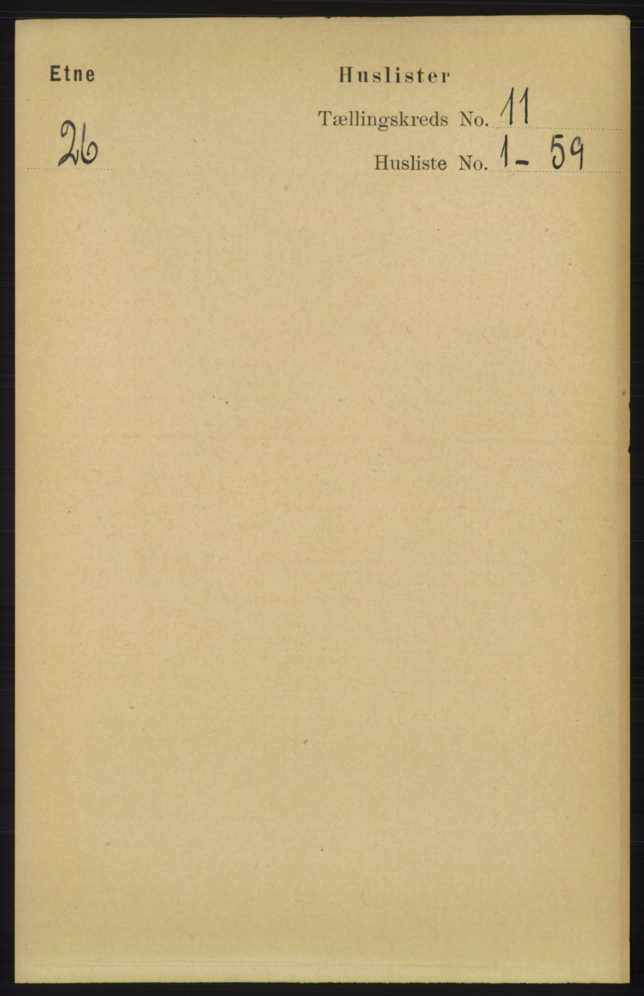 RA, Folketelling 1891 for 1211 Etne herred, 1891, s. 2202