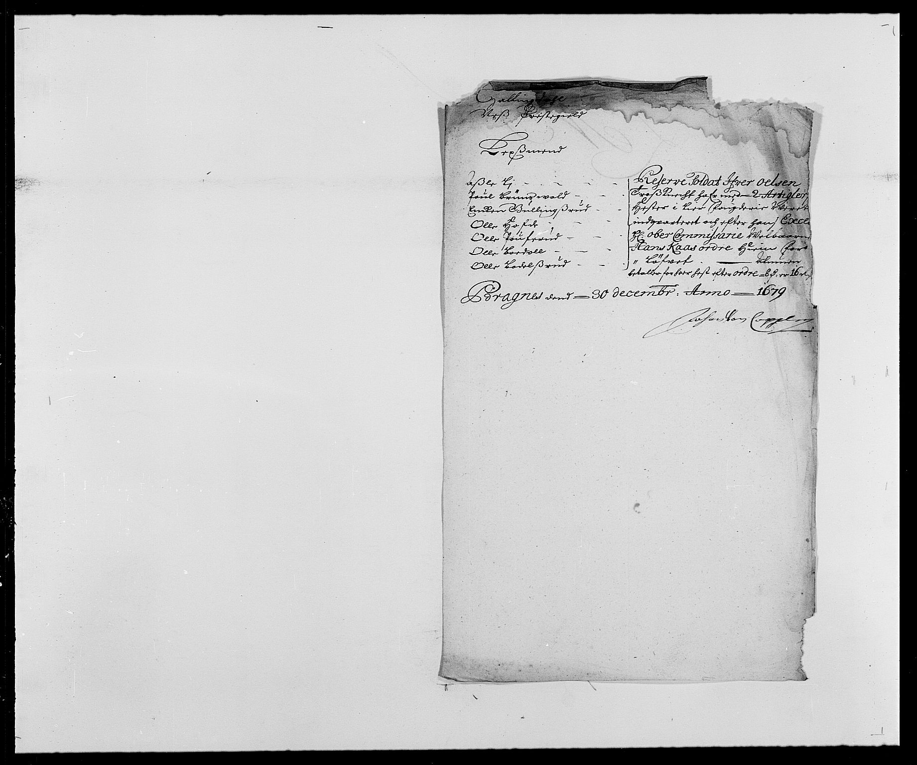 RA, Rentekammeret inntil 1814, Reviderte regnskaper, Fogderegnskap, R27/L1686: Fogderegnskap Lier, 1678-1686, s. 180