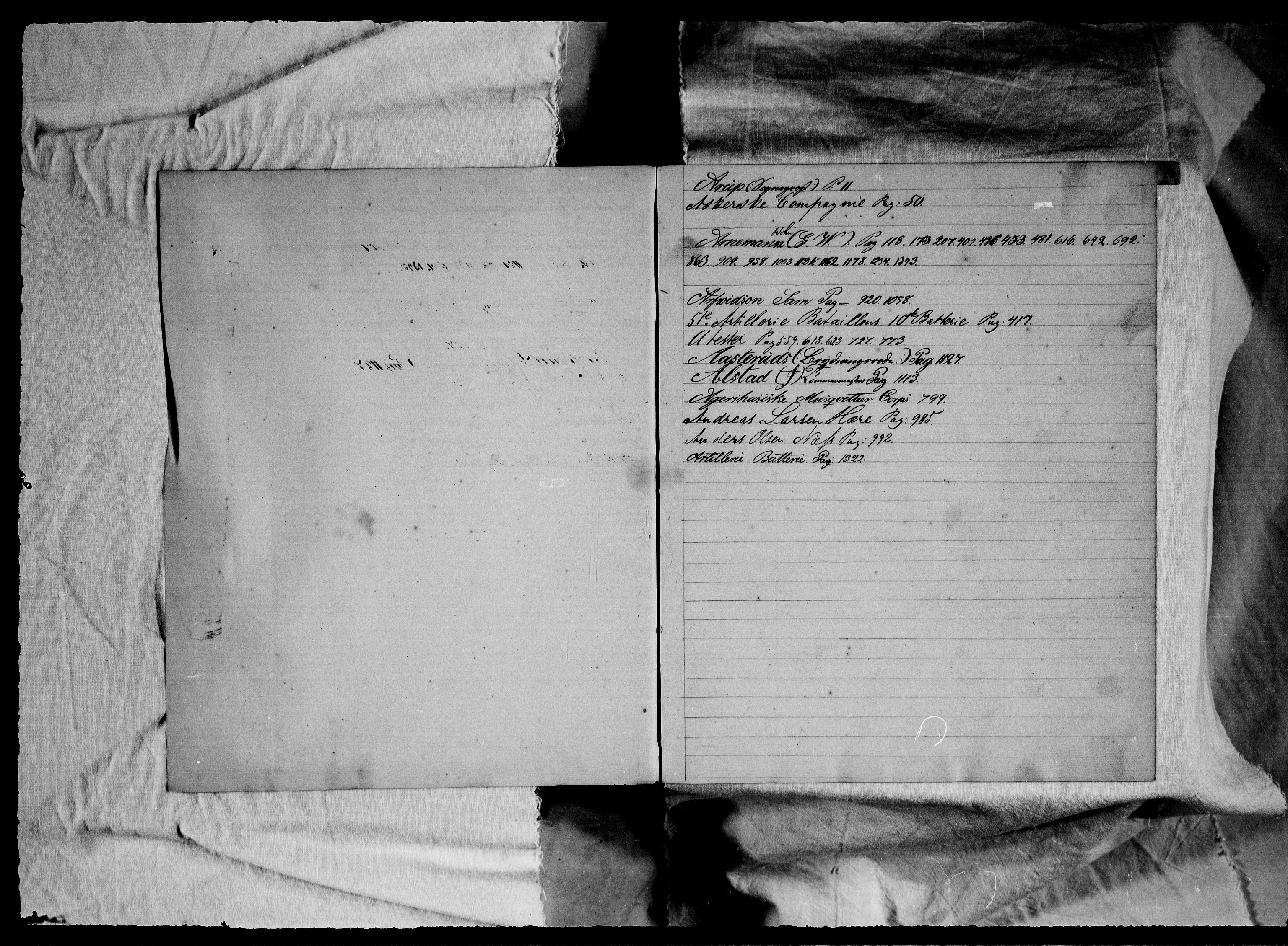 RA, Modums Blaafarveværk, G/Gb/L0078, 1840-1841, s. 2