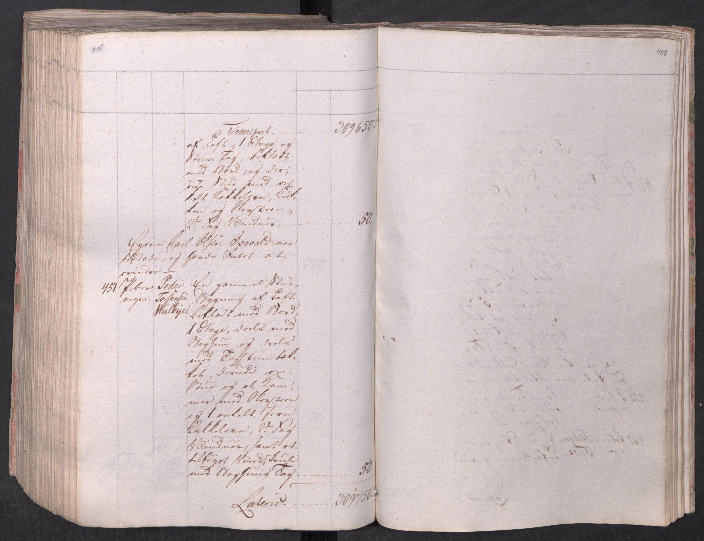 SAO, Kristiania stiftamt, I/Ia/L0015: Branntakster, 1797, s. 408
